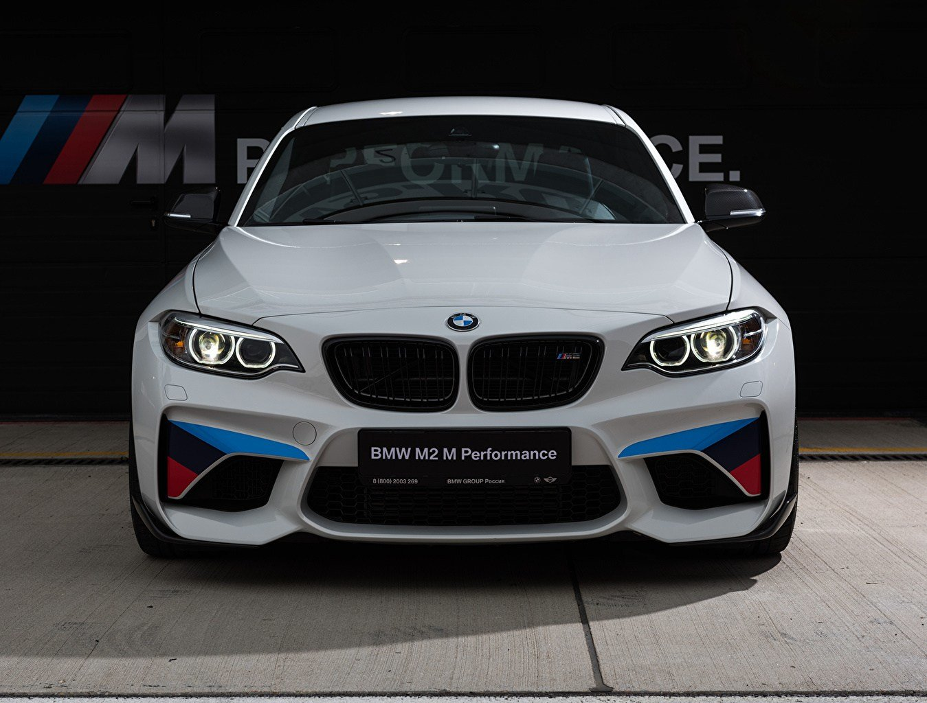 Latest Images Bmw M2 F87 Coupe White Cars Front Free Download