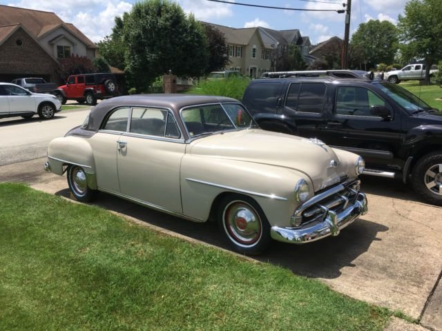 Latest 1952 Plymouth Belvedere Cranbrook Classic Plymouth Other Free Download