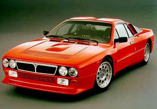 Latest Greatest Cars Lancia 037 Free Download