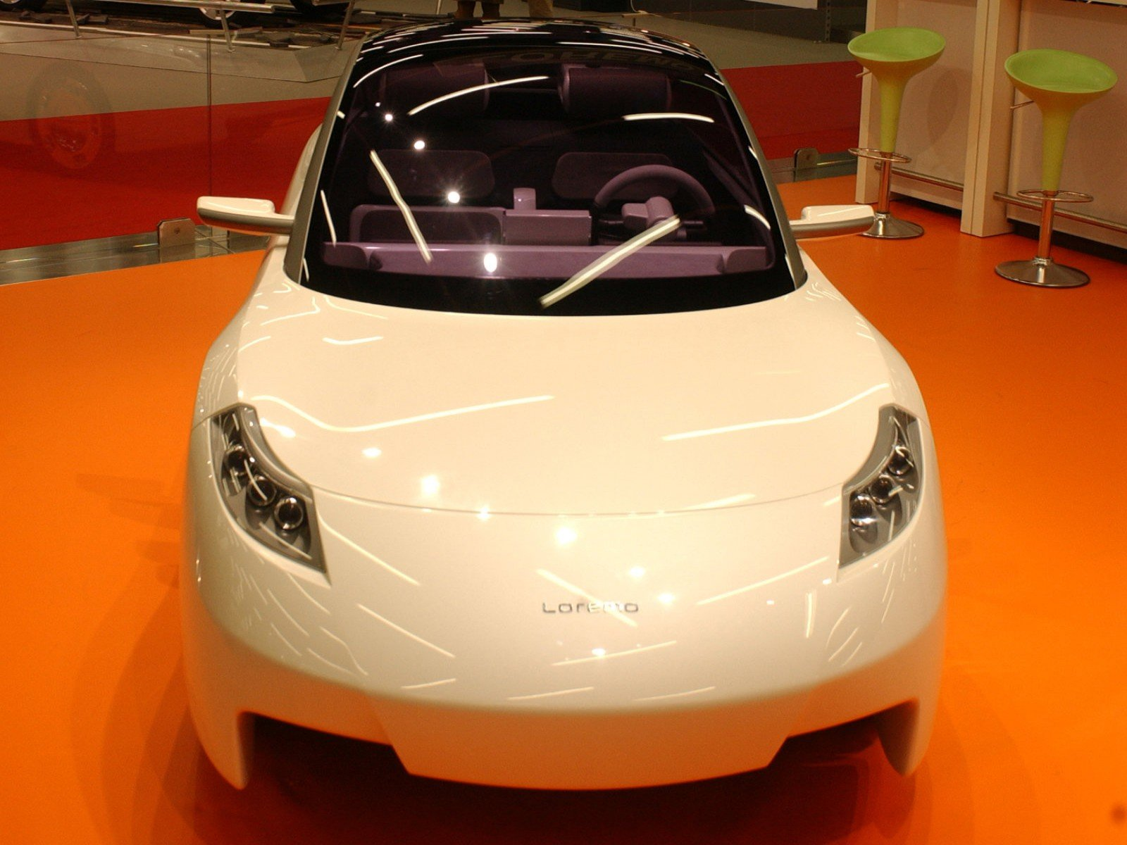 Latest Car Pictures Loremo Ls Concept 2006 Free Download