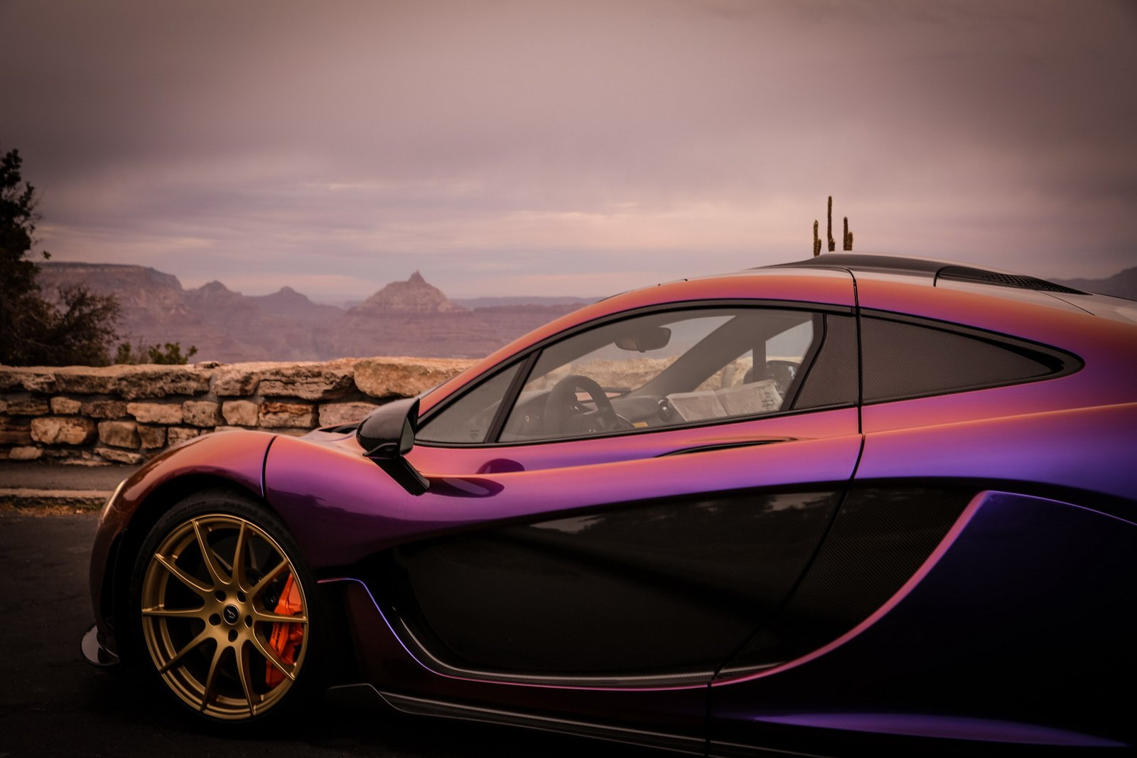 Latest This Is The Wildest Mclaren P1 Paint Job Thus Far Carscoops Free Download