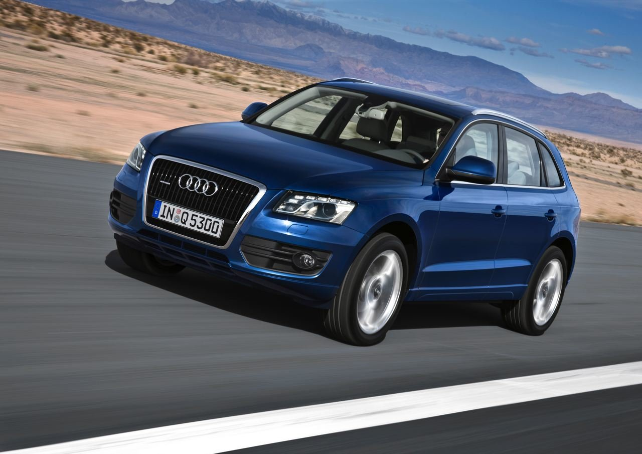Latest World Of Cars Audi Q5 Free Download