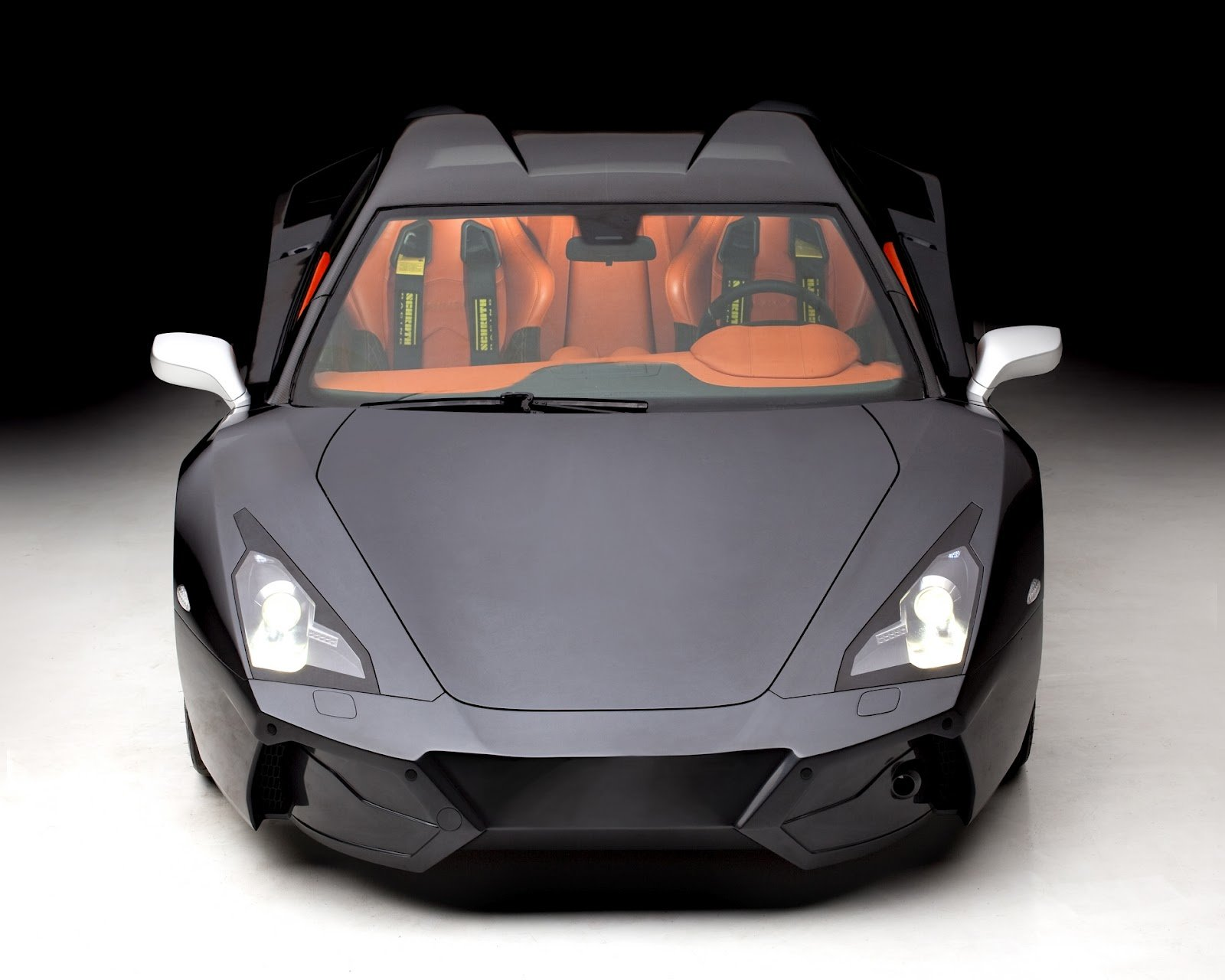 Latest 2013 Arrinera Supercar Auto Cars Concept Free Download