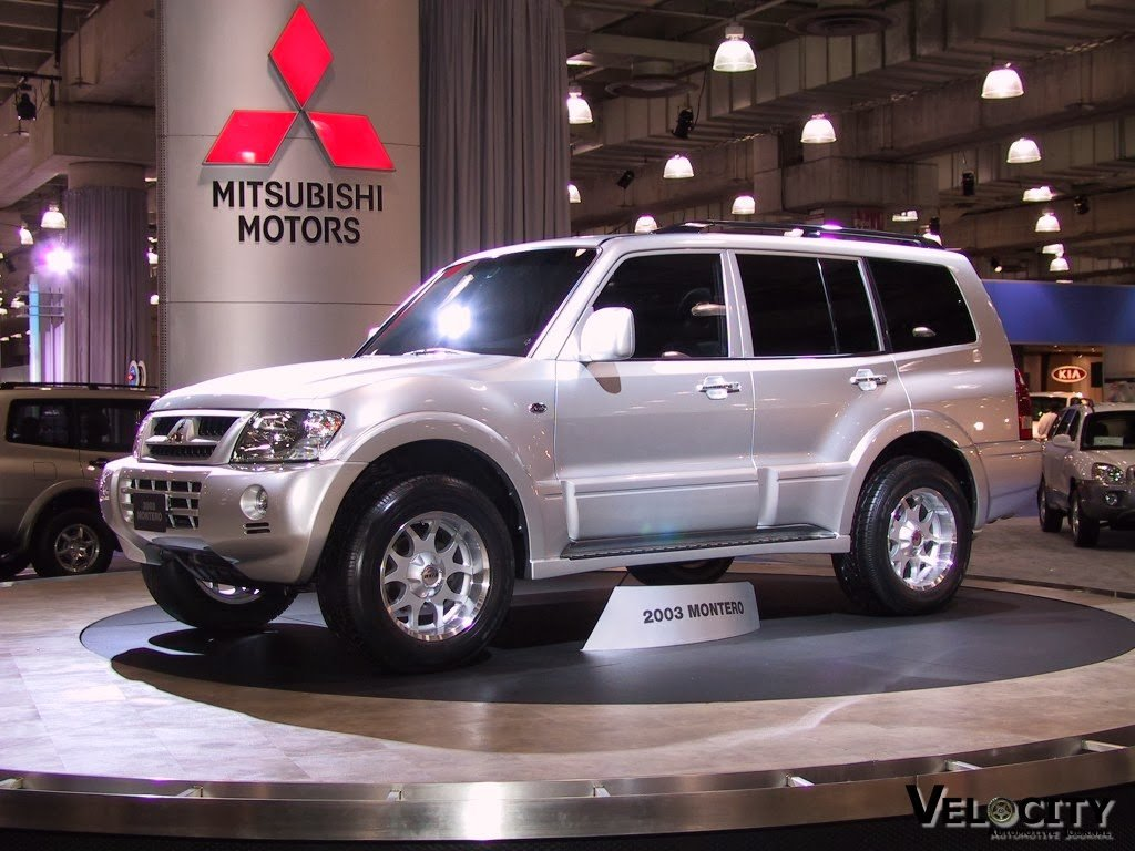 Latest Mitsubishi Montero Cars Wallpapers Sm Free Download