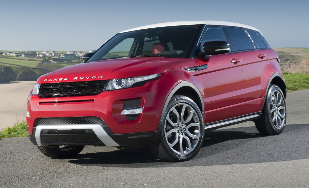Latest Hd Cars Wallpapers Range Rover Evoque Free Download