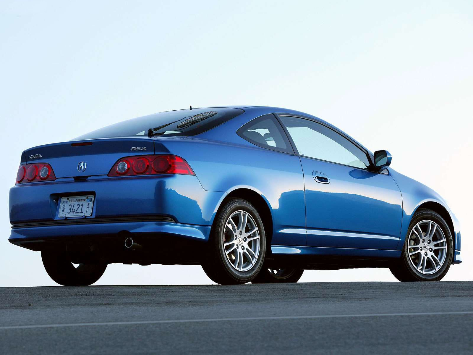 Latest 2005 Acura Rsx Japanese Car Photos Free Download