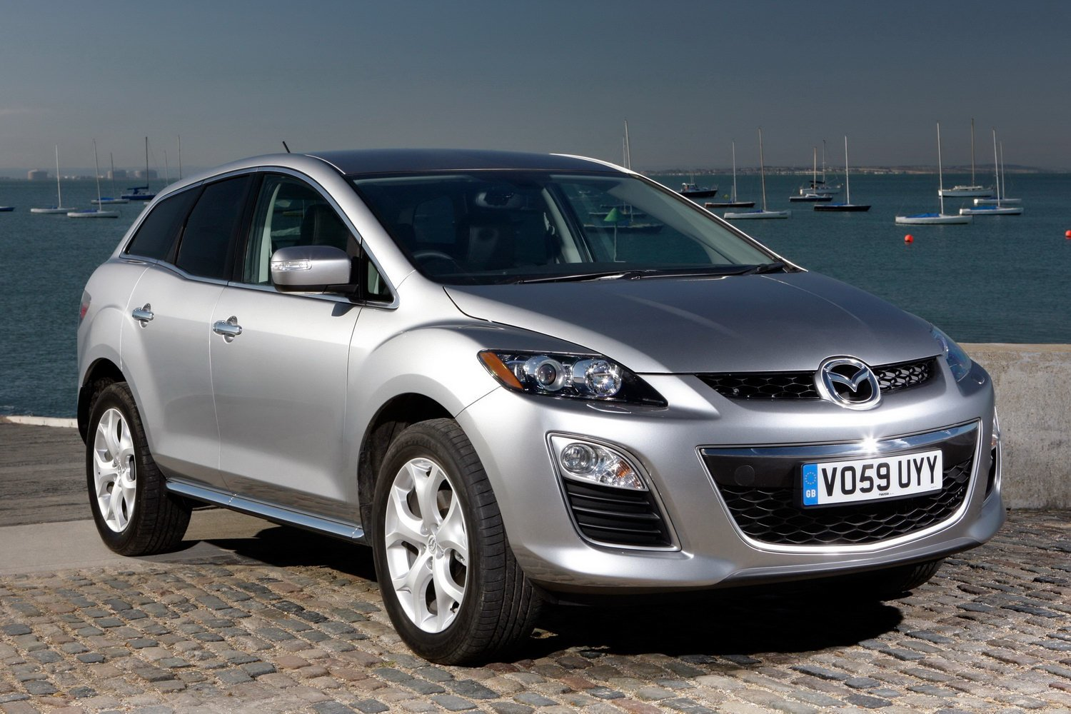 Latest World Car Wallpapers Mazda Cx7 Free Download