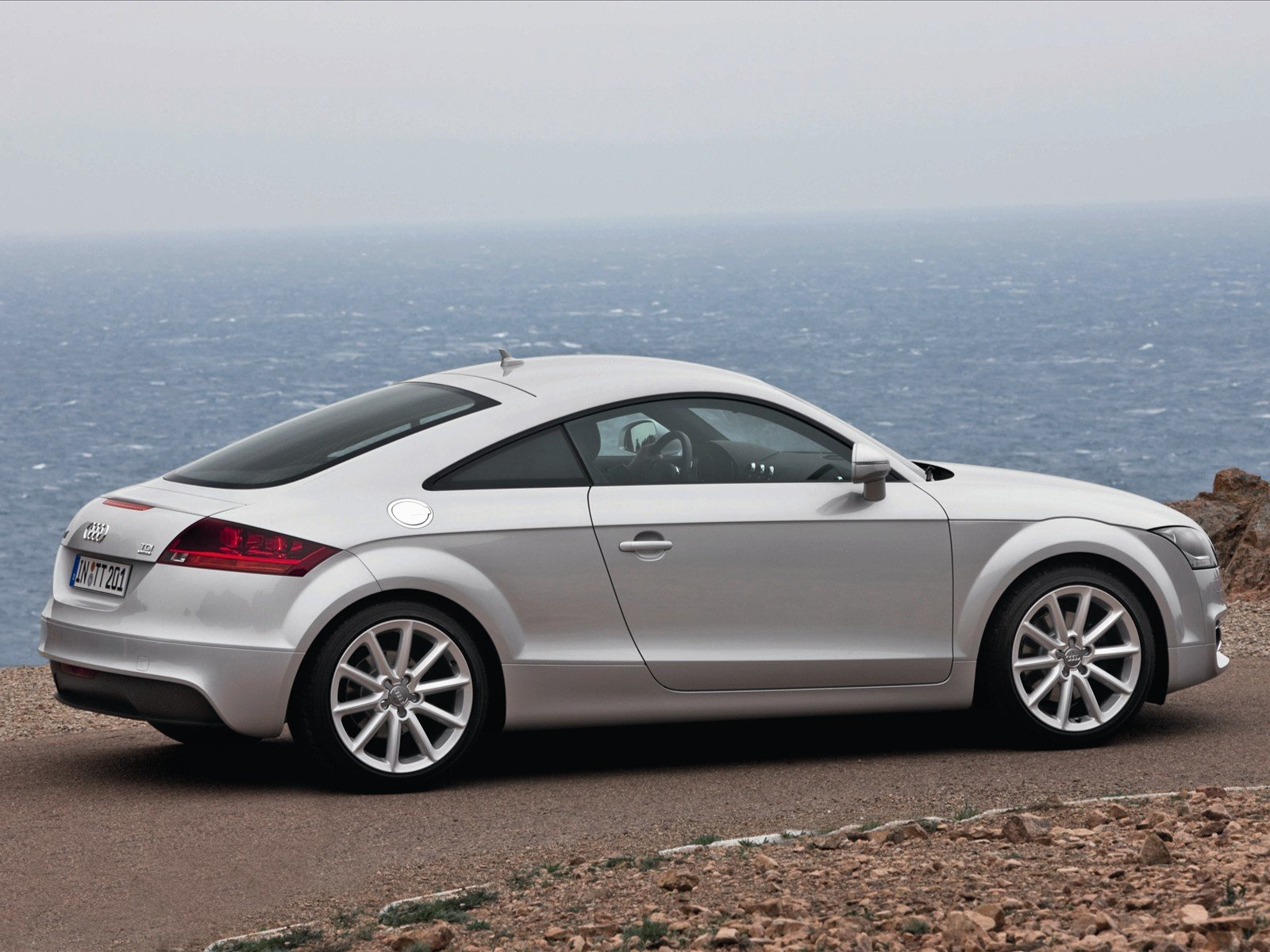 Latest Car Pictures Audi Tt Coupe 2011 Free Download