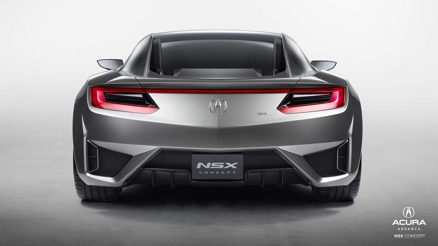 Latest Acura Concept Nsx Wallpapers Car Wallpapers Free Download