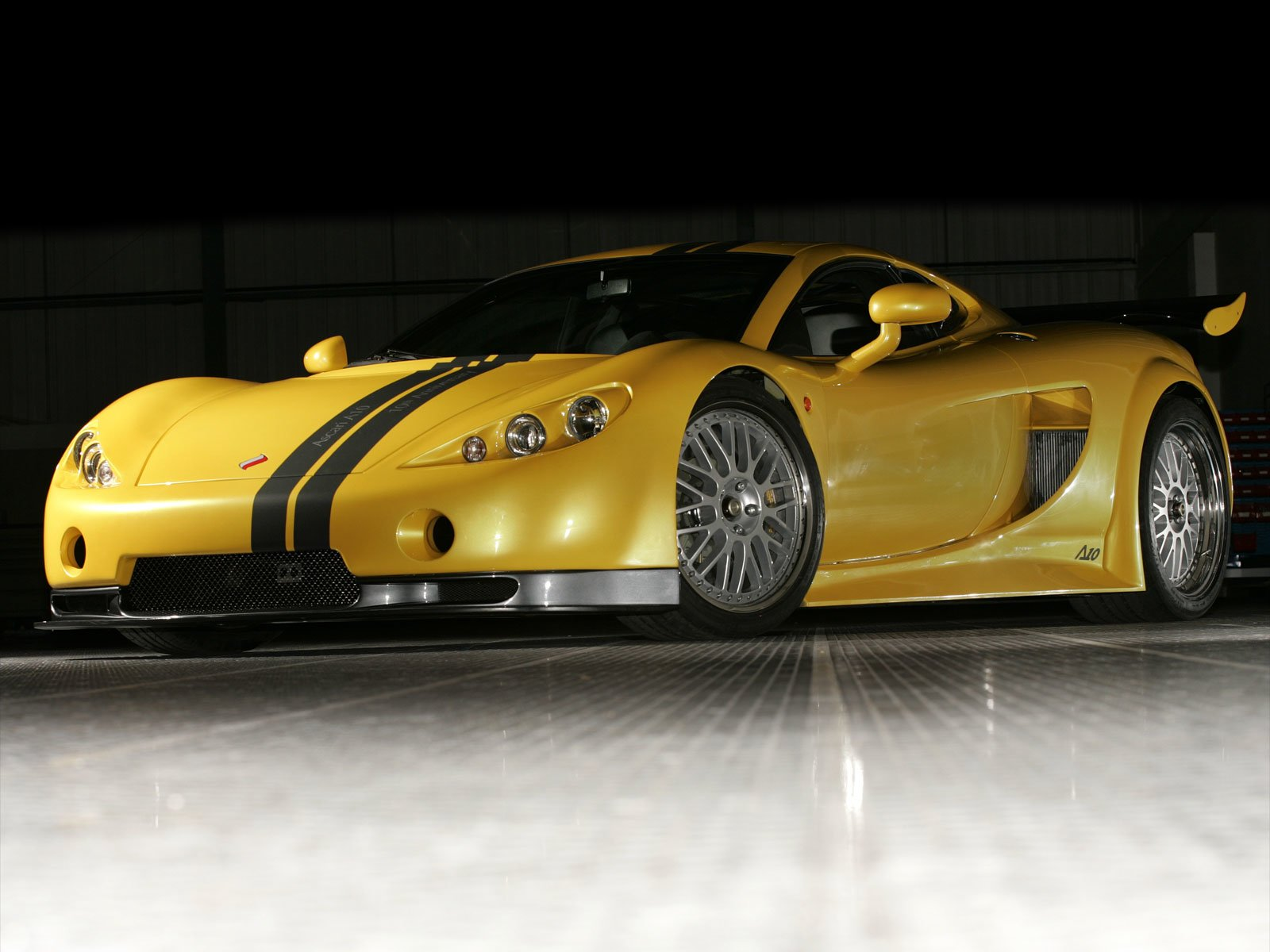 Latest Carz Wallpapers Ascari A10 Free Download