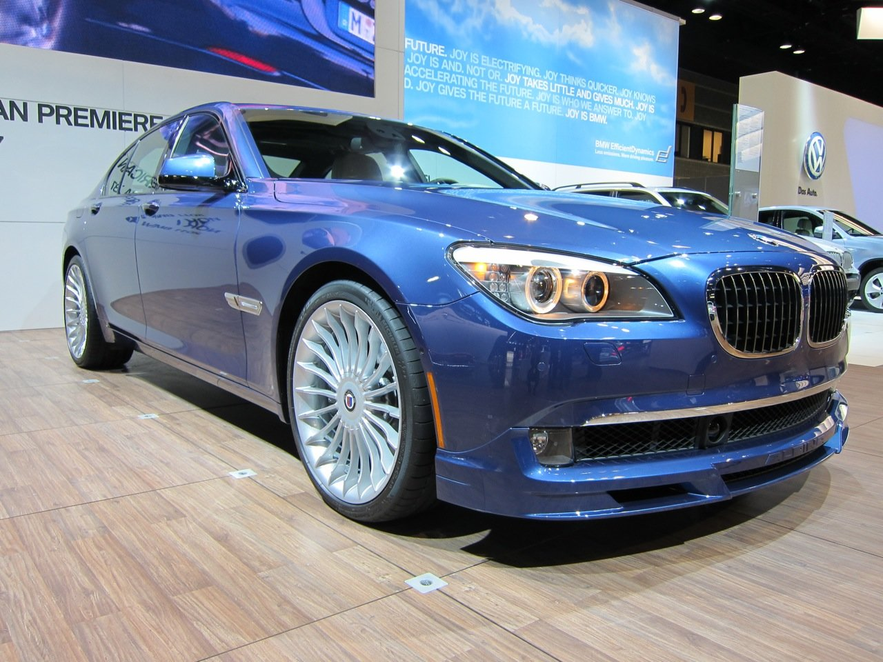 Latest Bmw Alpina B7 Hd Wallpaper Cars Free Download