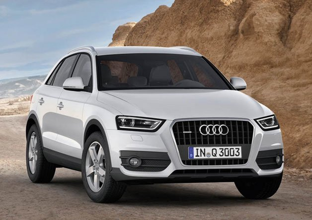 Latest Sport Car Garage Audi Q3 2013 Free Download
