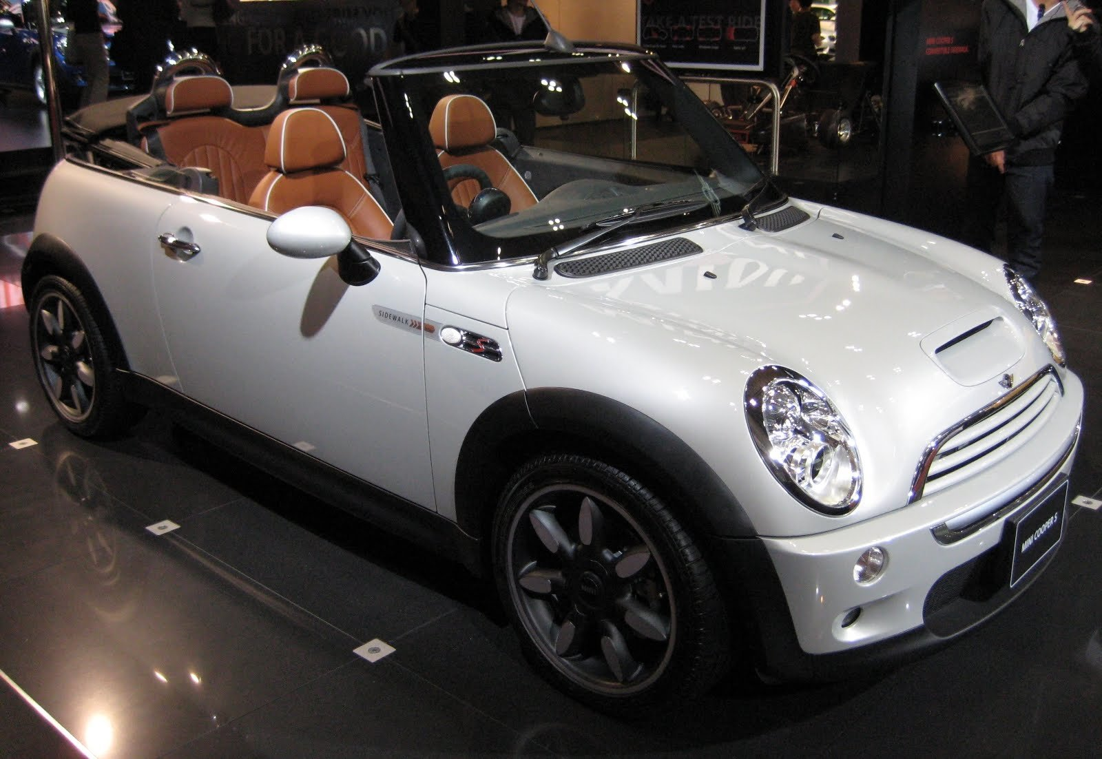 Latest Mini Cooper Cute And Strong Inside Car Free Download