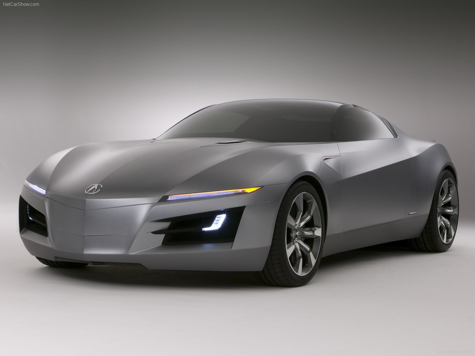 Latest Cars Library Acura Advanced Sports Car Concept Free Download