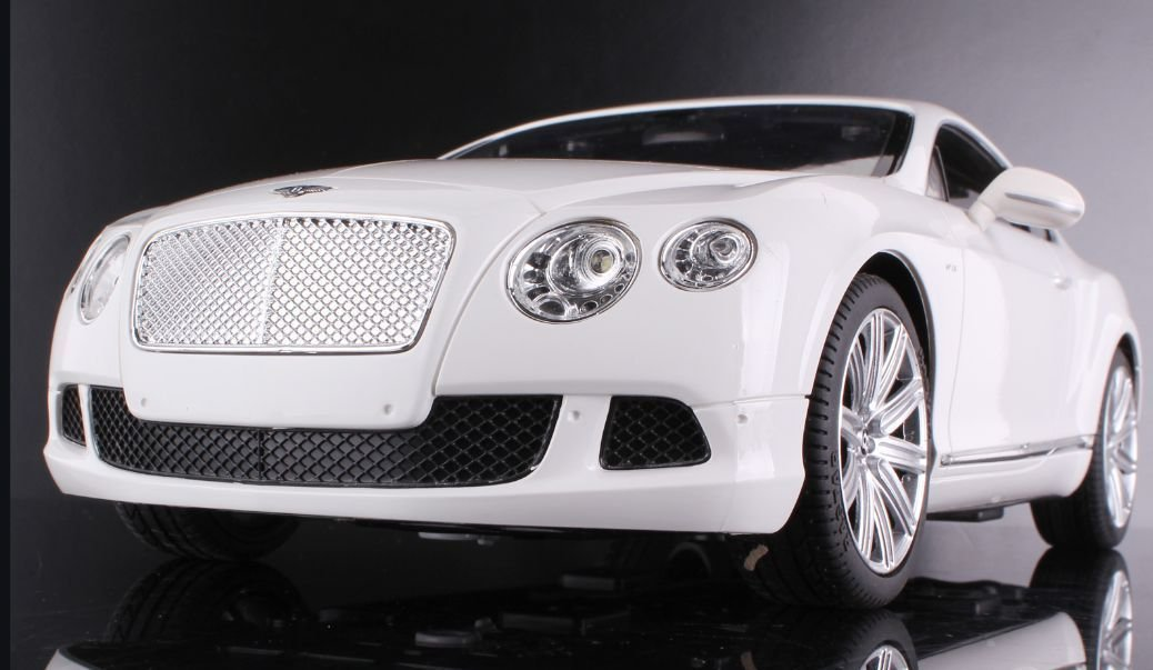 Latest White Model Bentley Car Continental Scale Radio Remote Free Download