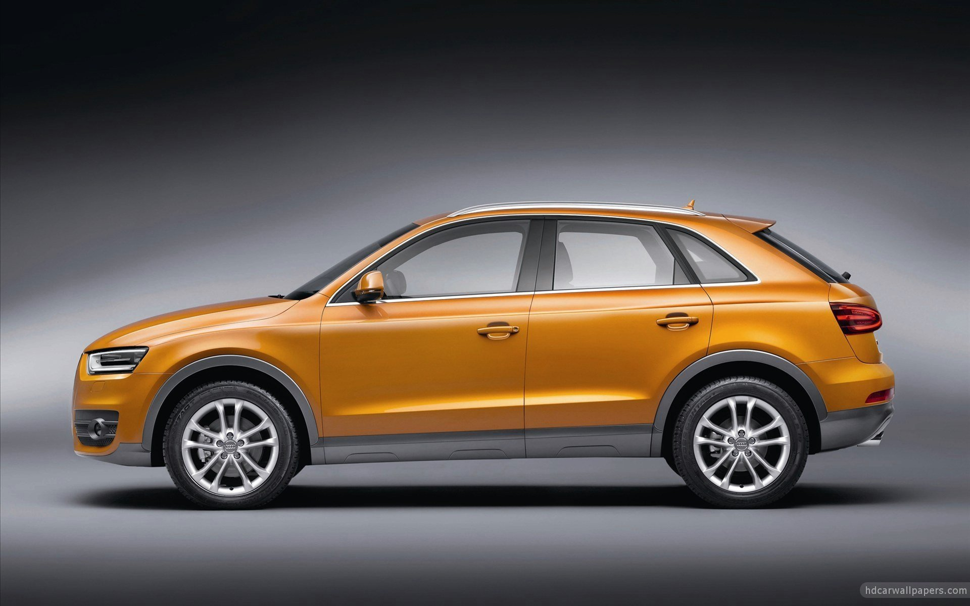 Latest 2012 Audi Q3 5 Wallpaper Hd Car Wallpapers Id 2029 Free Download
