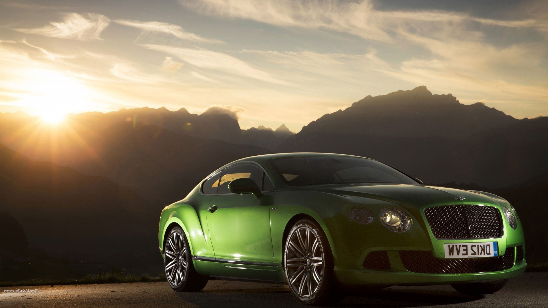 Latest 2013 Bentley Continental Gt Speed 2 Wallpaper Hd Car Free Download