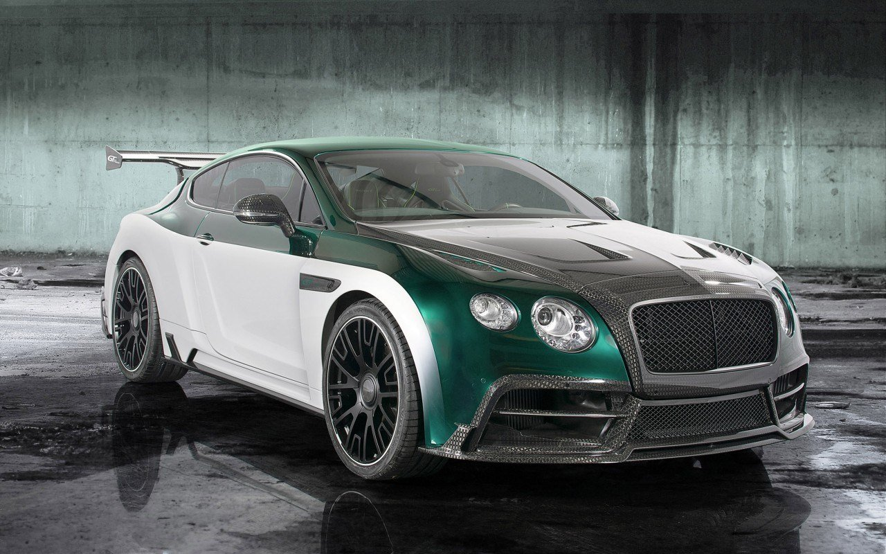 Latest 2015 Mansory Bentley Continental Gt Wallpaper Hd Car Free Download