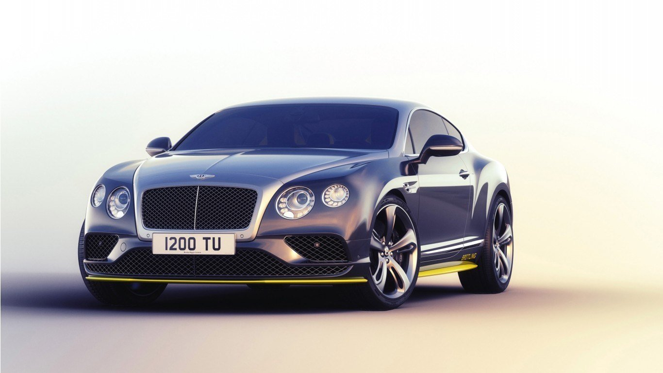 Latest 2016 Bentley Continental Gt Speed Breitling Jet Team Free Download
