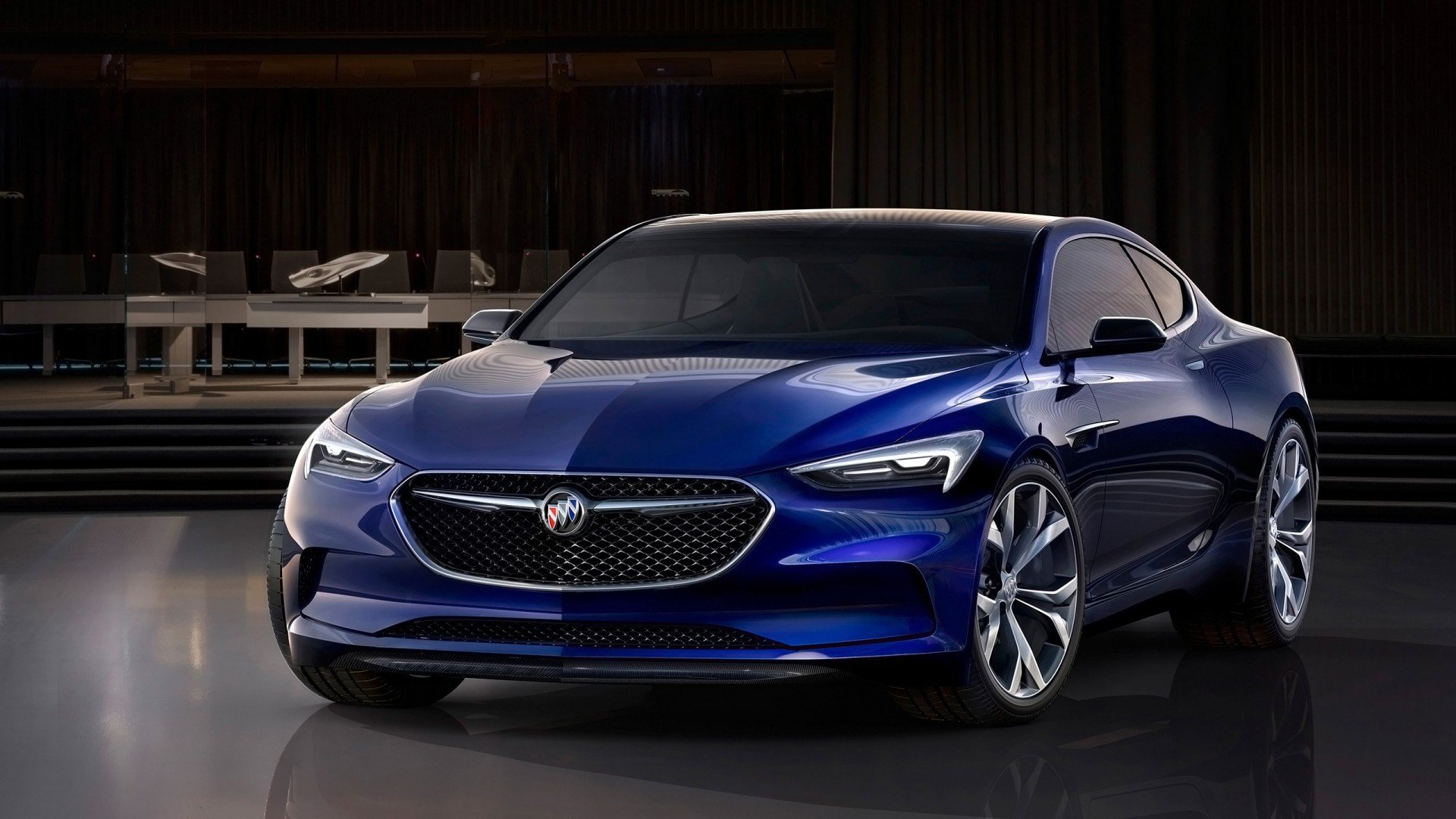 Latest 2016 Buick Avista Concept 3 Wallpaper Hd Car Wallpapers Free Download