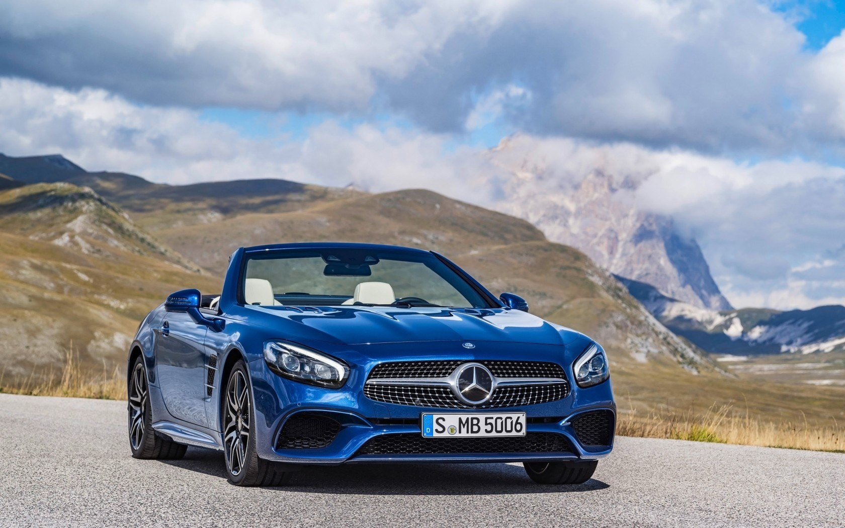 Latest 2016 Mercedes Benz Sl Wallpaper Hd Car Wallpapers Id 6045 Free Download