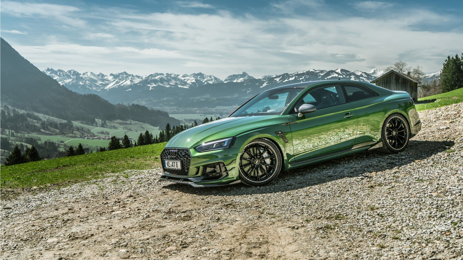 Latest 2018 Abt Audi Rs5 R Coupe Wallpaper Hd Car Wallpapers Free Download