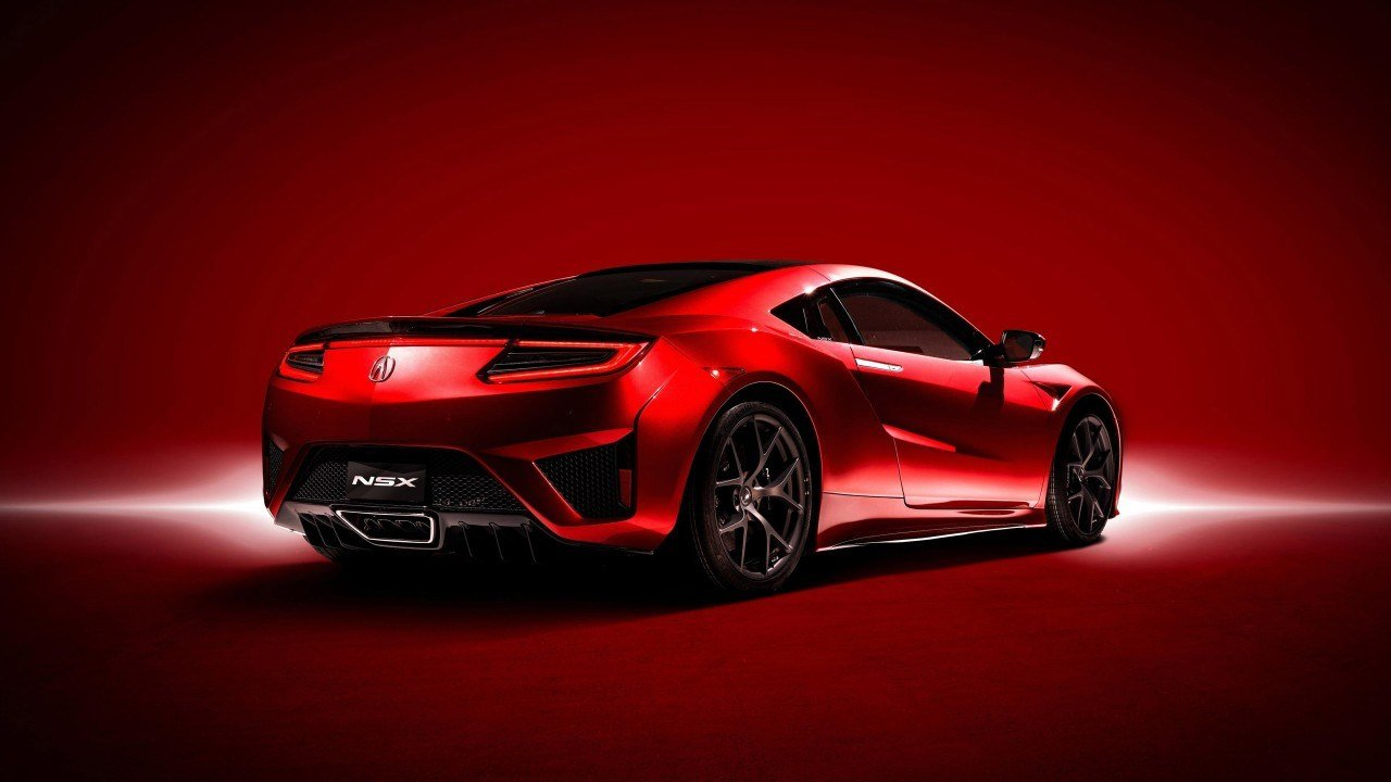 Latest Acura Nsx 2017 2 Wallpaper Hd Car Wallpapers Id 6576 Free Download