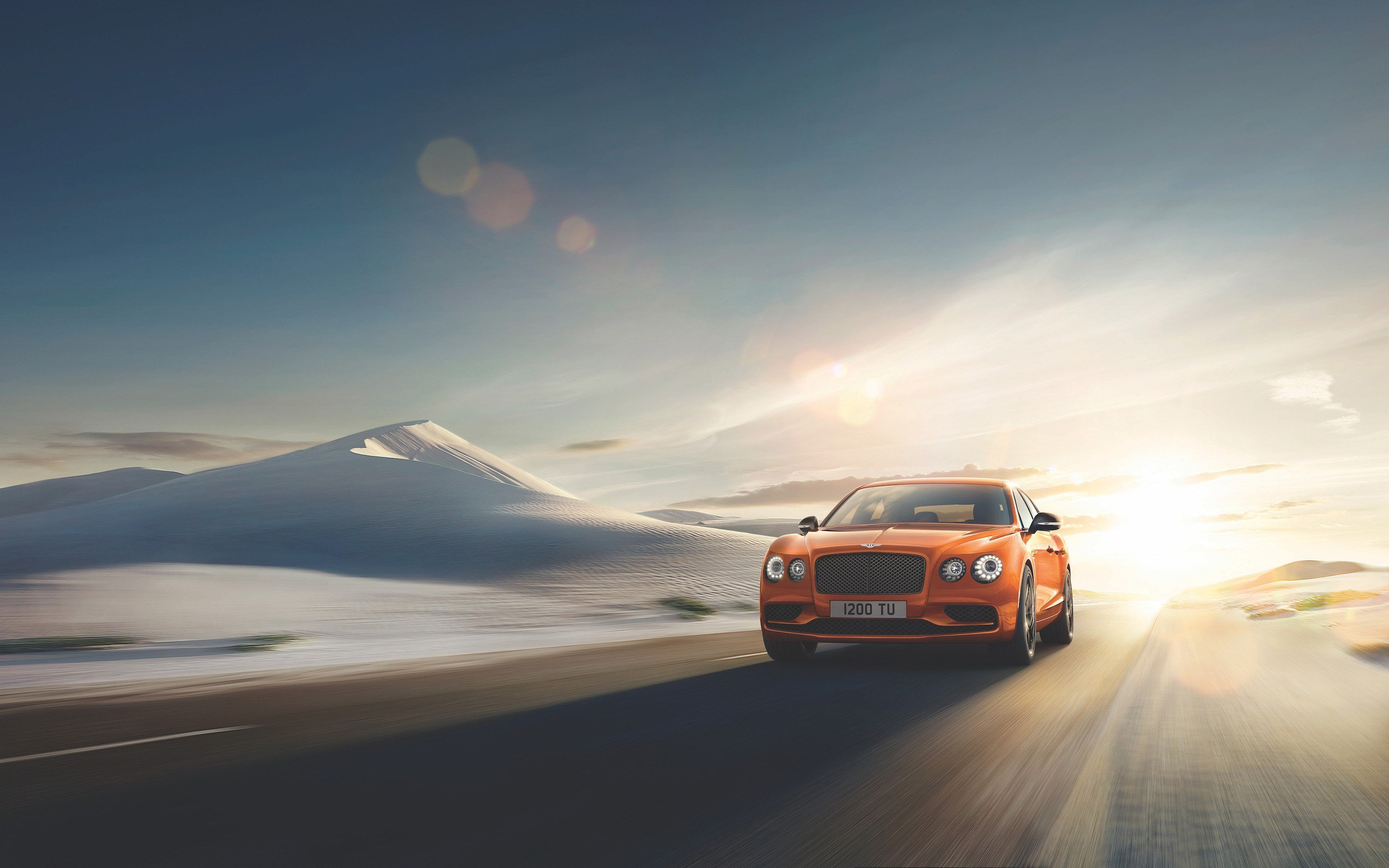Latest Bentley Flying Spur W12 S 2017 Wallpaper Hd Car Free Download