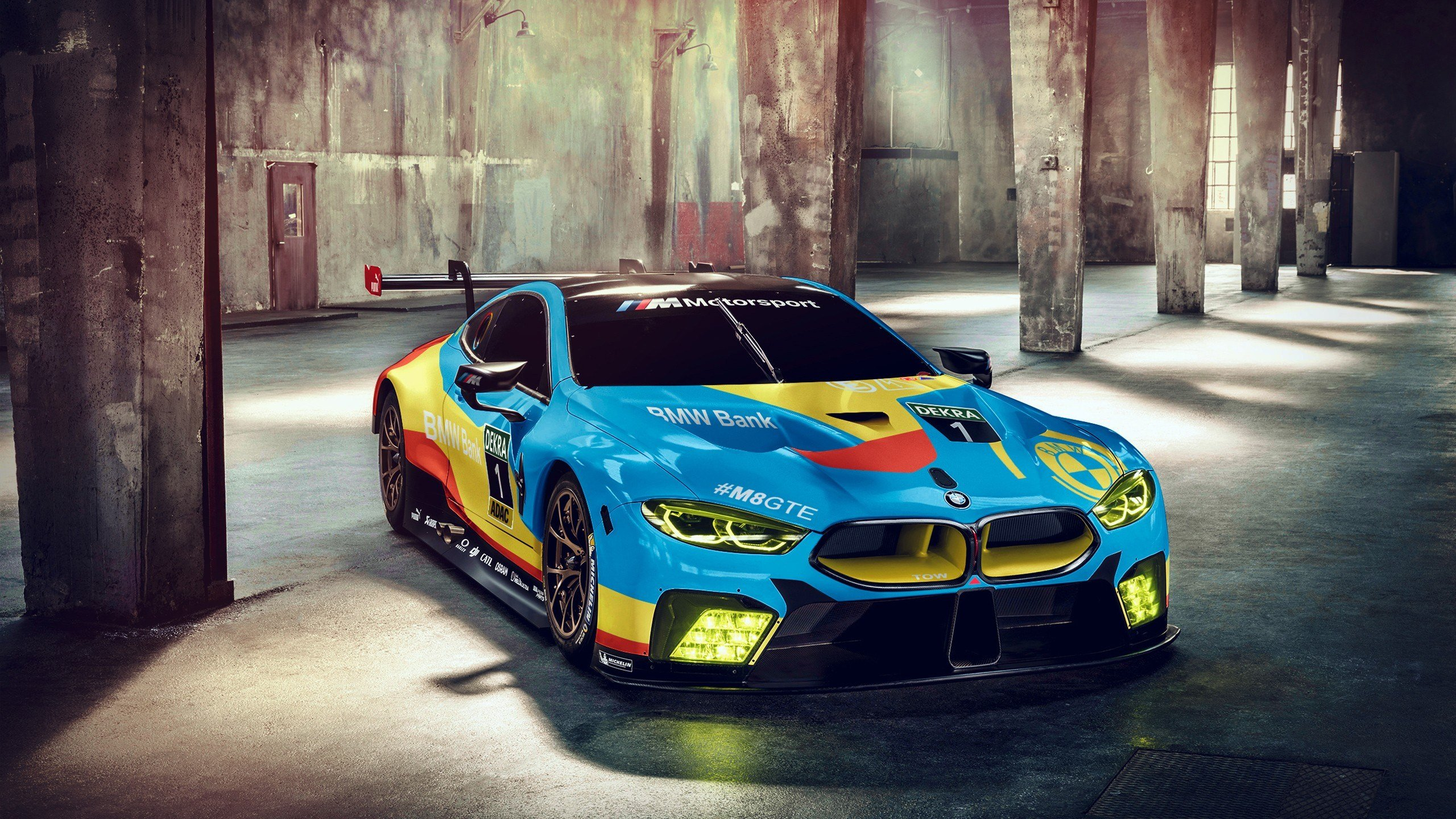 Latest Bmw M8 Gte 2018 Wallpaper Hd Car Wallpapers Id 9270 Free Download