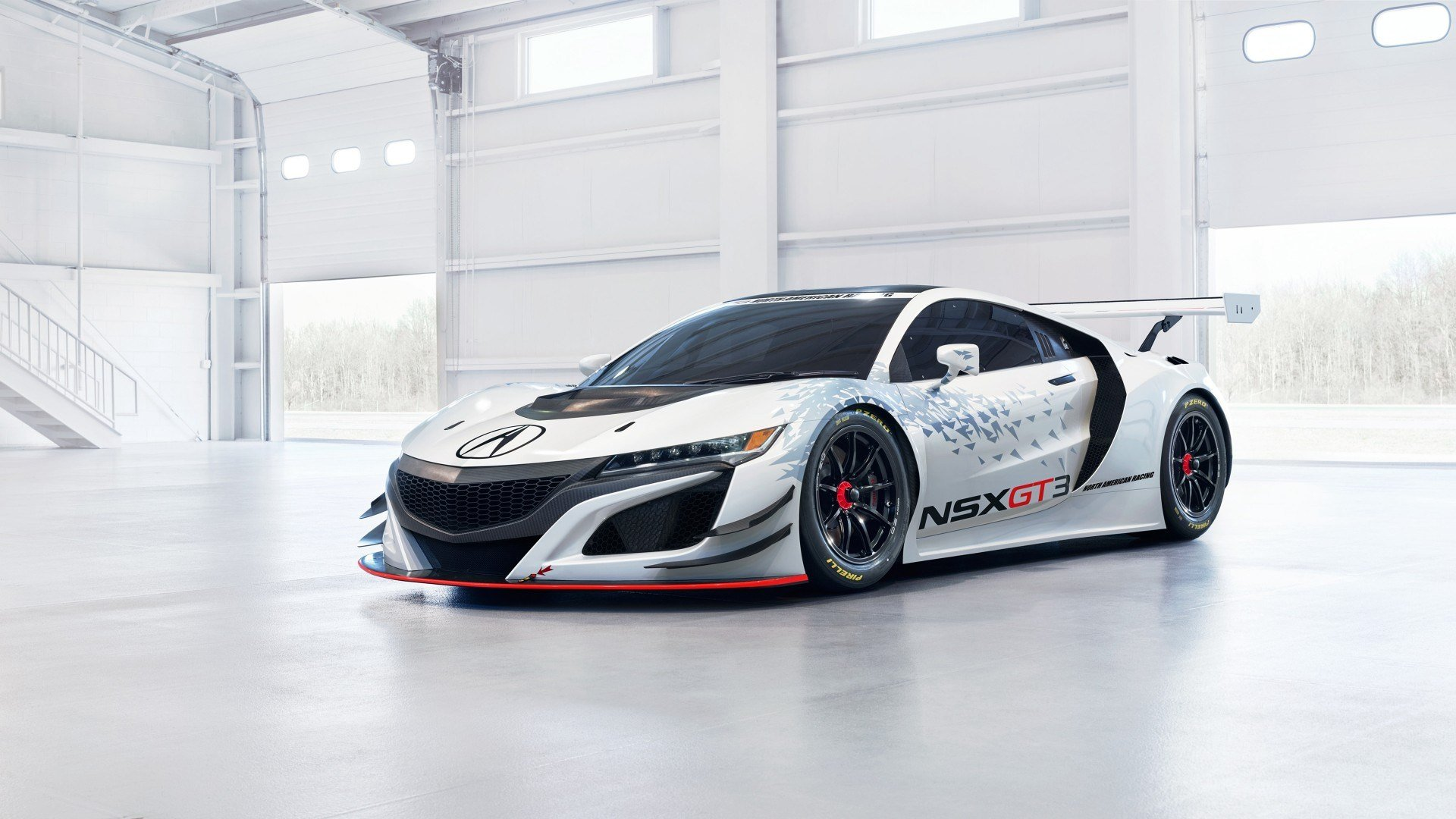 Latest Honda Acura Nsx Gt3 4K Wallpaper Hd Car Wallpapers Id Free Download