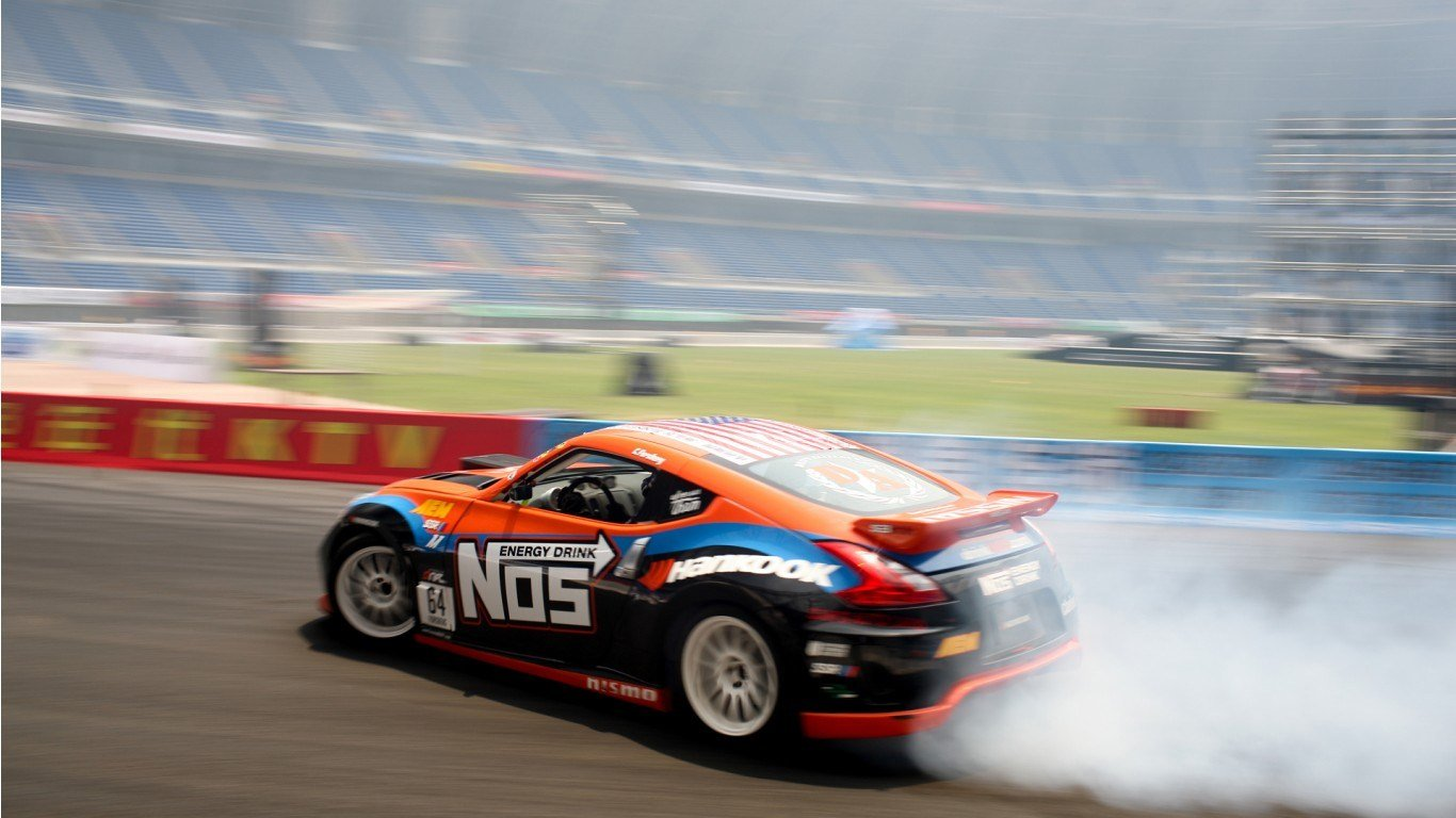 Latest Nissan Nismo 370Z Drifting Wallpaper Hd Car Wallpapers Free Download