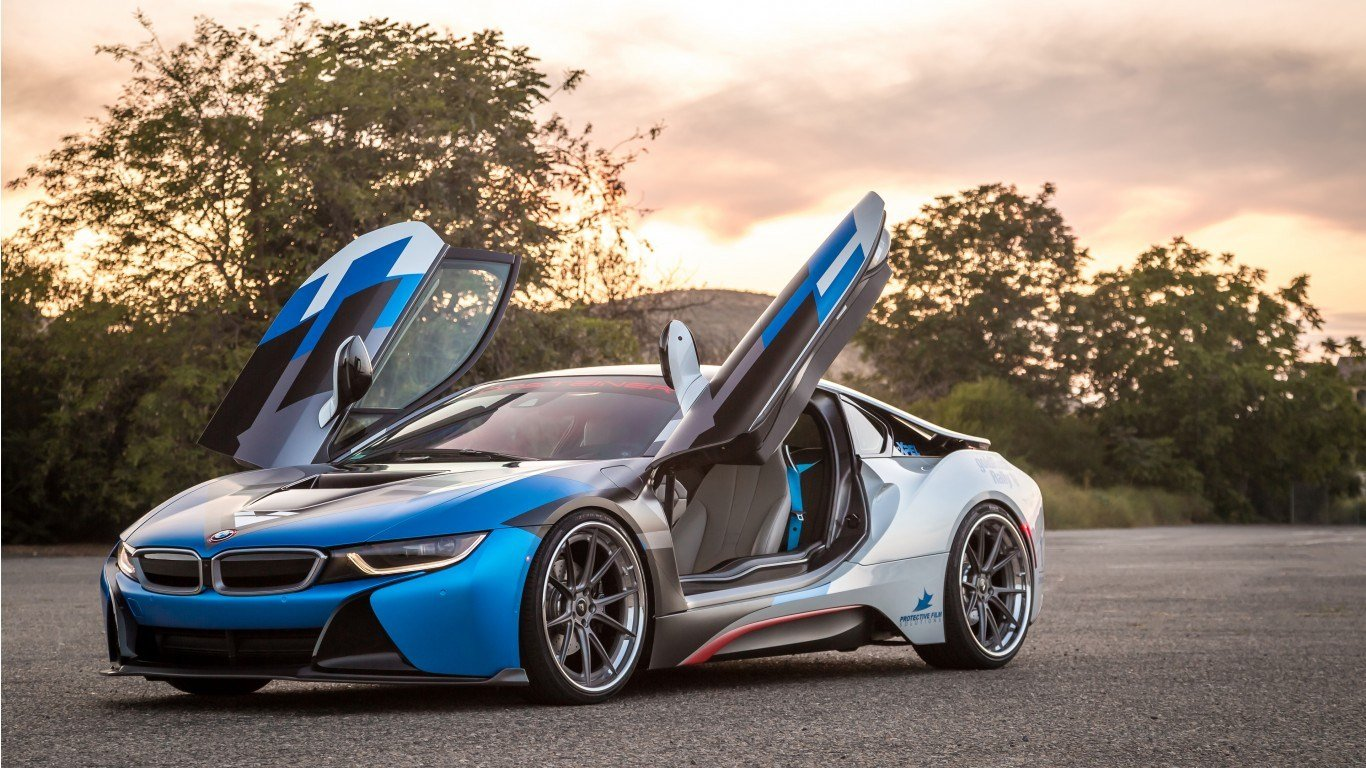 Latest Vorsteiner Bmw I8 Vr E Wallpaper Hd Car Wallpapers Id Free Download