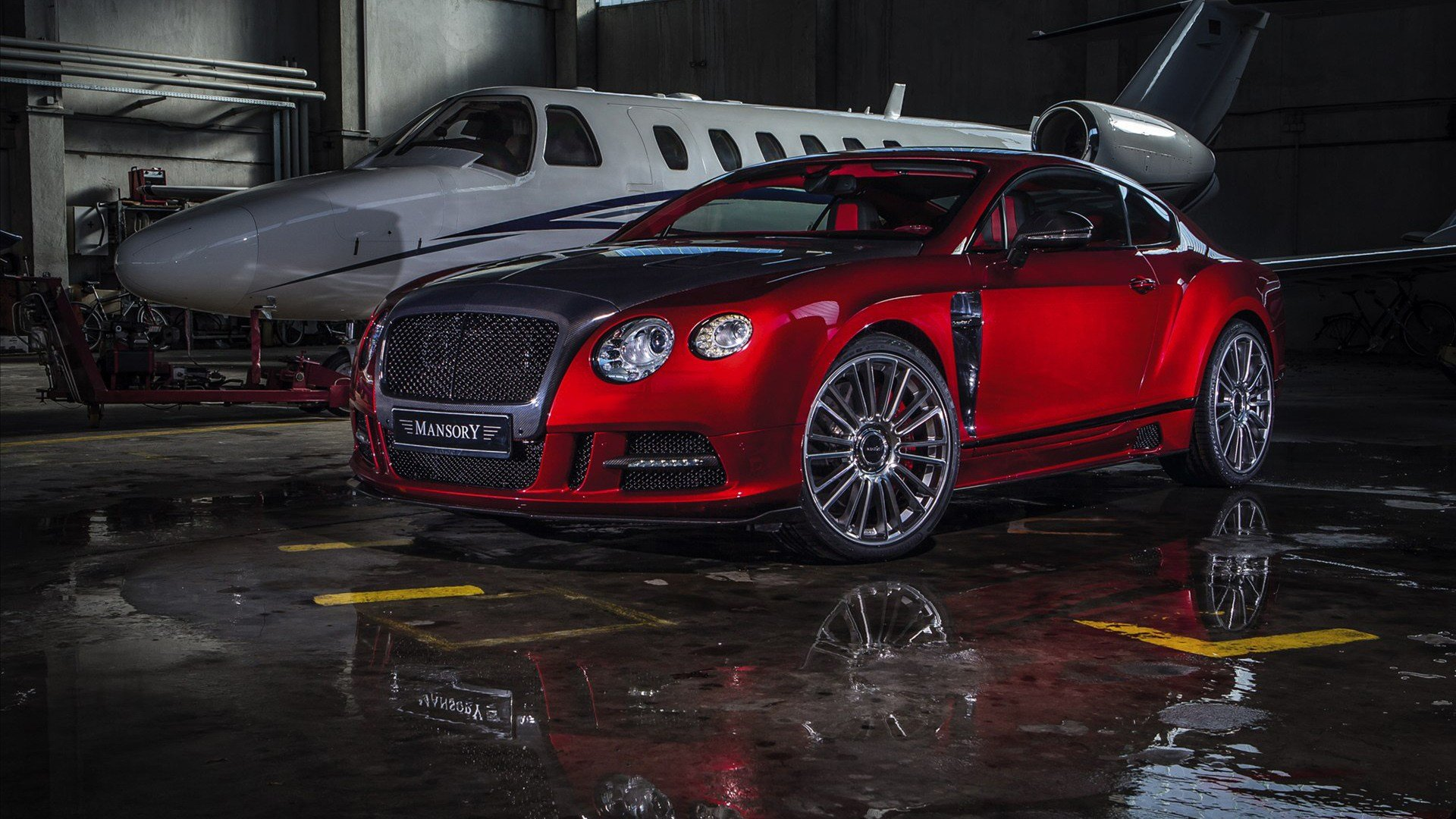 Latest 2013 Mansory Sanguis Bentley Continental Gt Wallpaper Hd Free Download