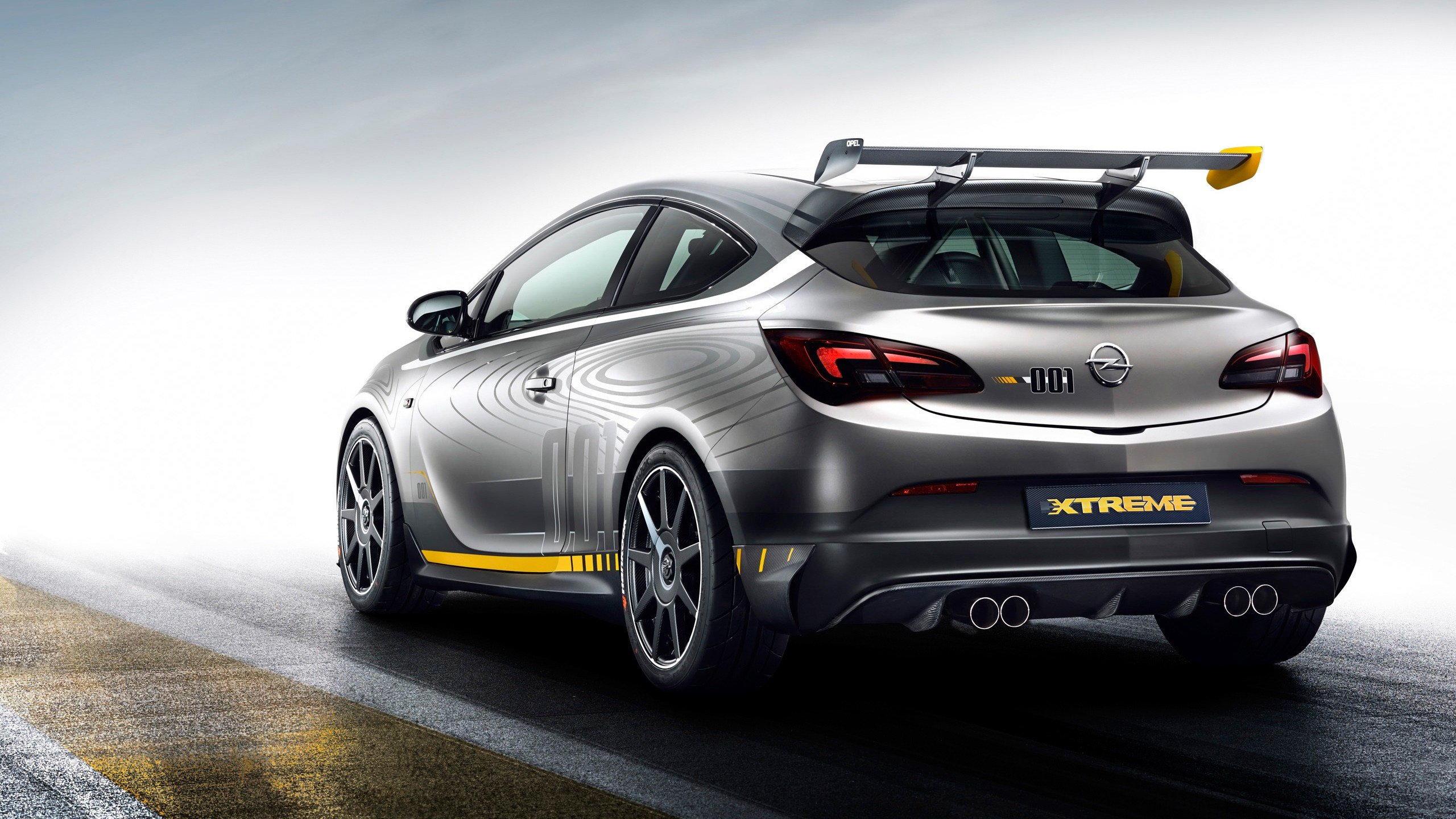 Latest 2014 Opel Astra Opc Extreme 2 Wallpaper Hd Car Free Download