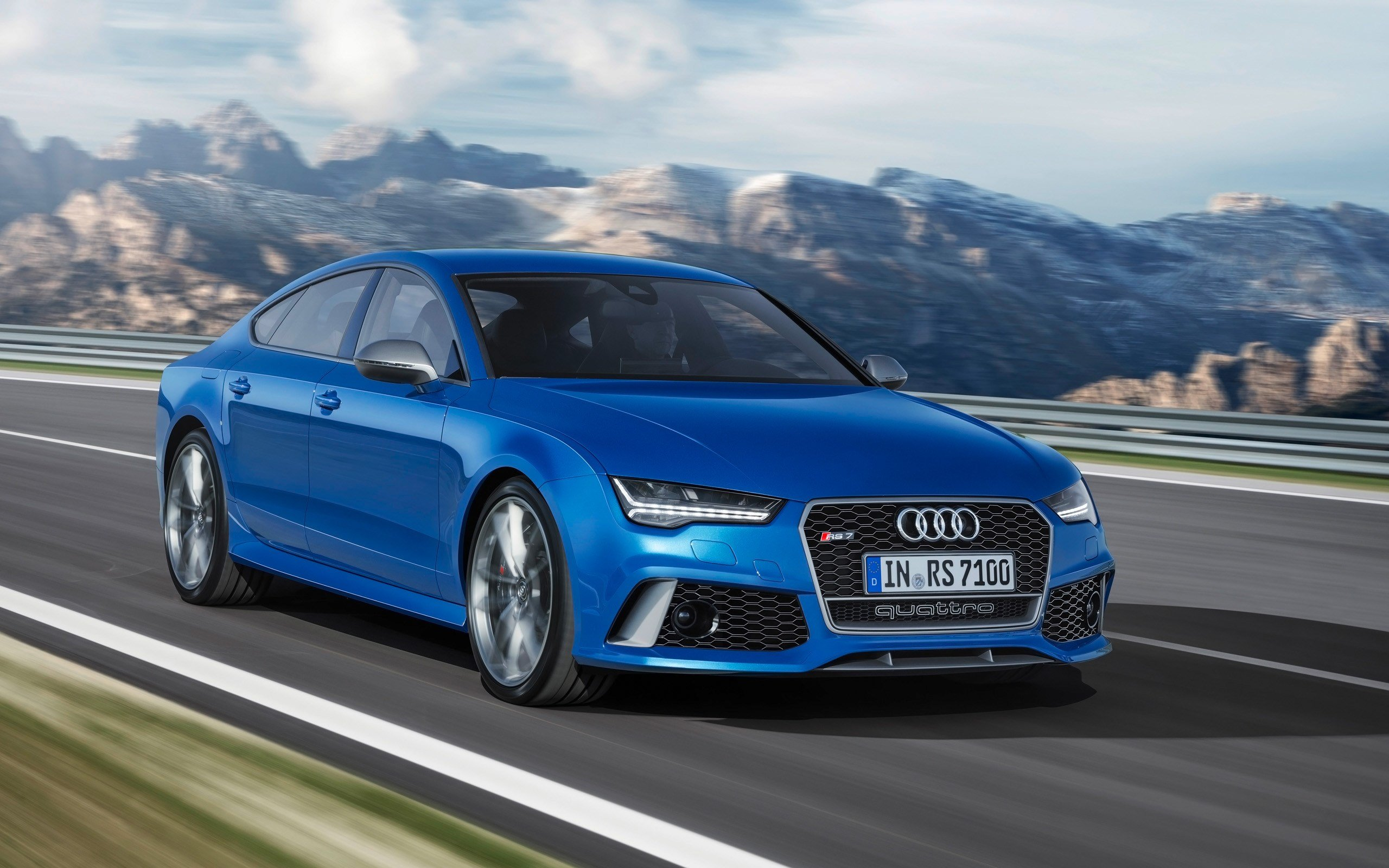 Latest 2016 Audi Rs7 Sportback Performance Wallpaper Hd Car Free Download