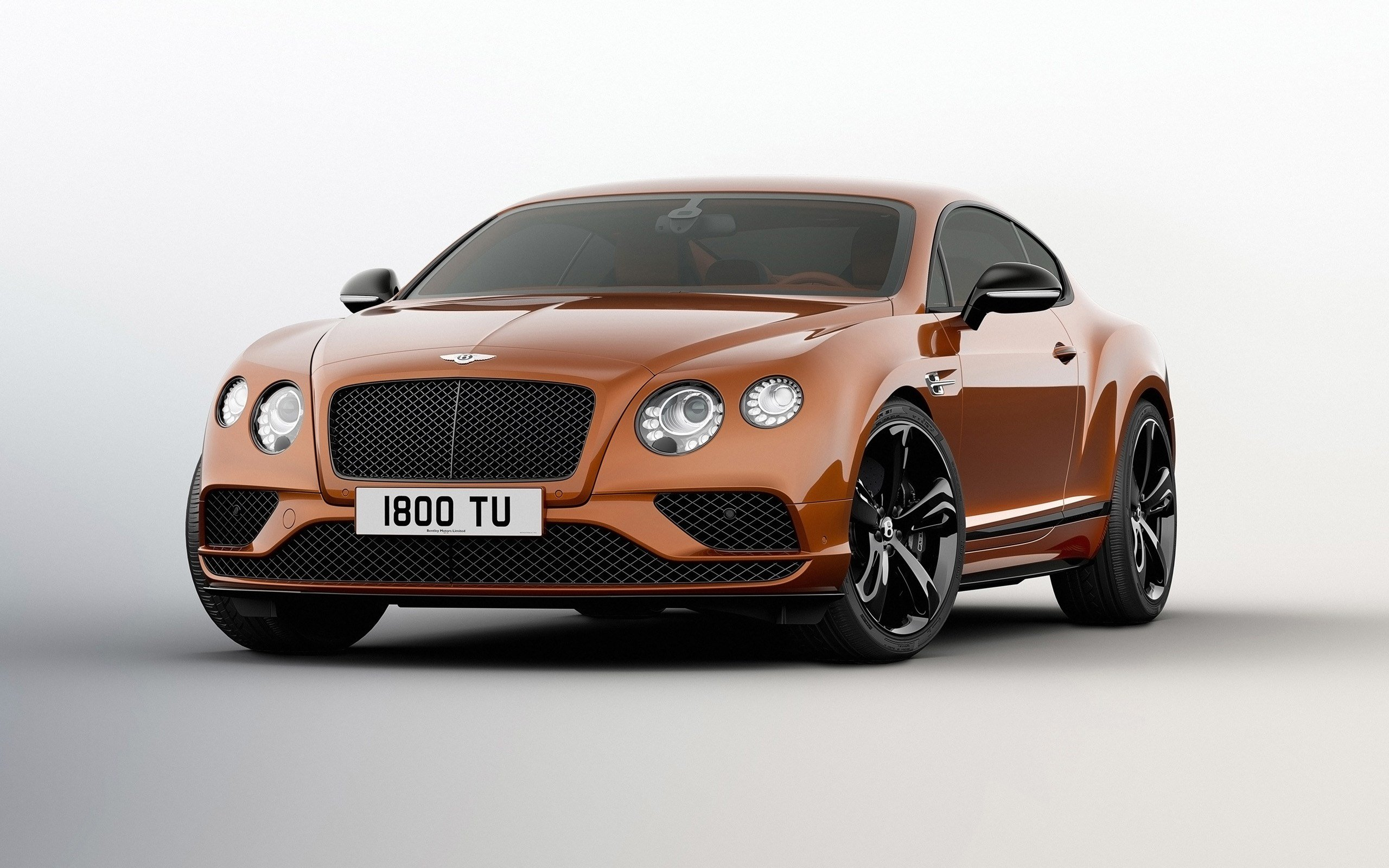 Latest 2016 Bentley Continental Gt Speed Black Edition 2 Free Download
