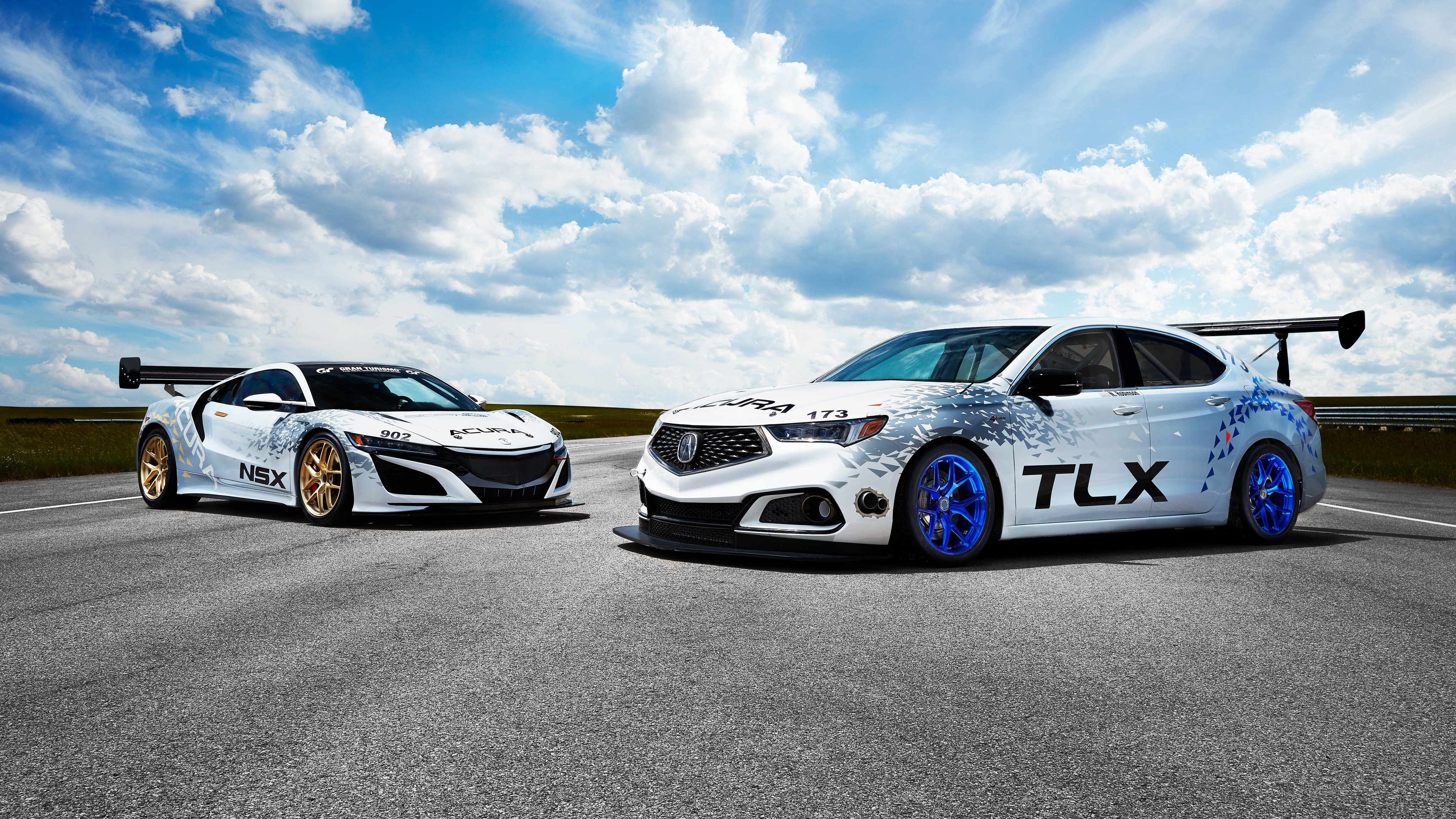 Latest Acura Tlx 2018 4K Wallpaper Hd Car Wallpapers Id 7843 Free Download