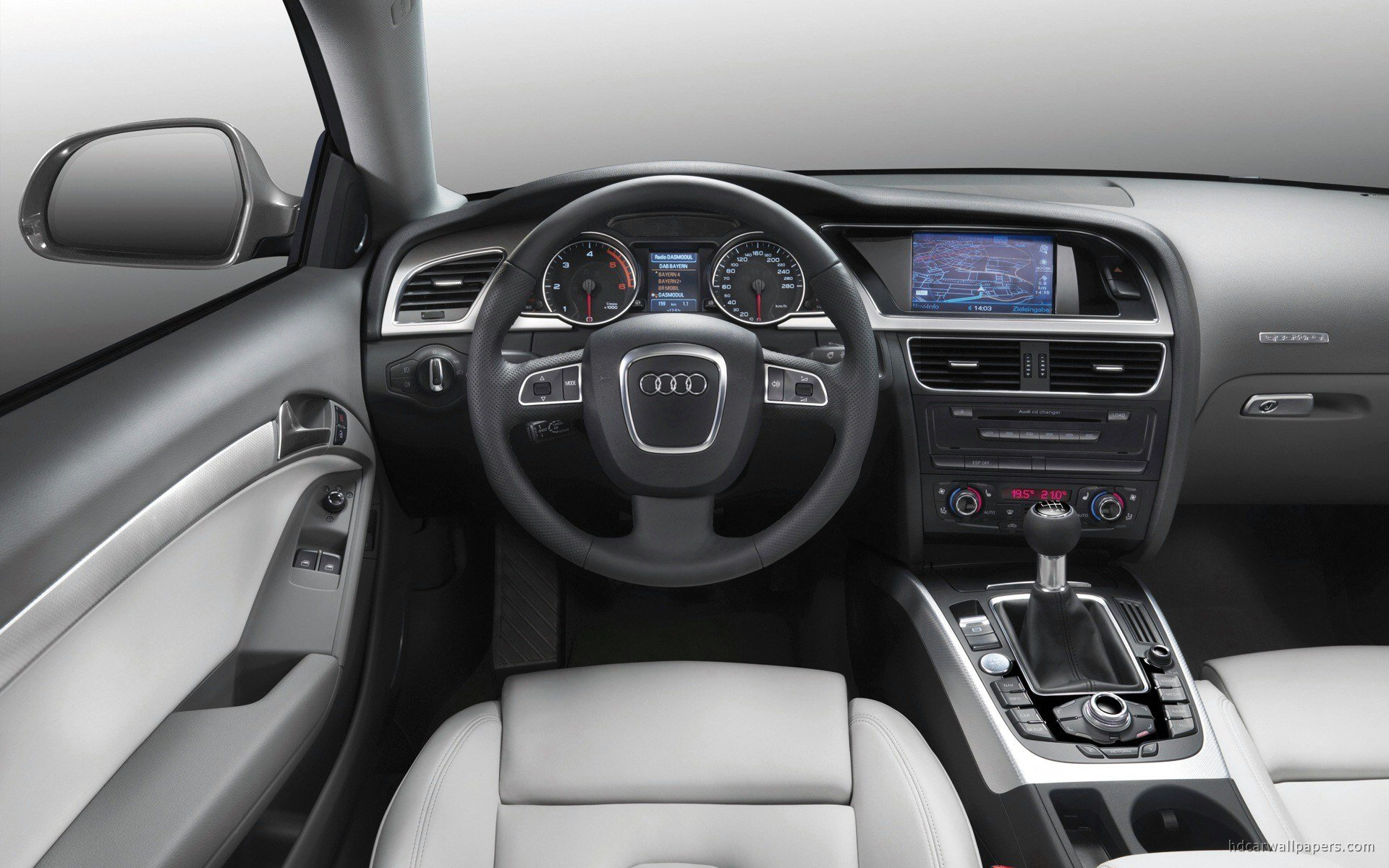 Latest Audi A5 Interior Wallpaper Hd Car Wallpapers Id 88 Free Download