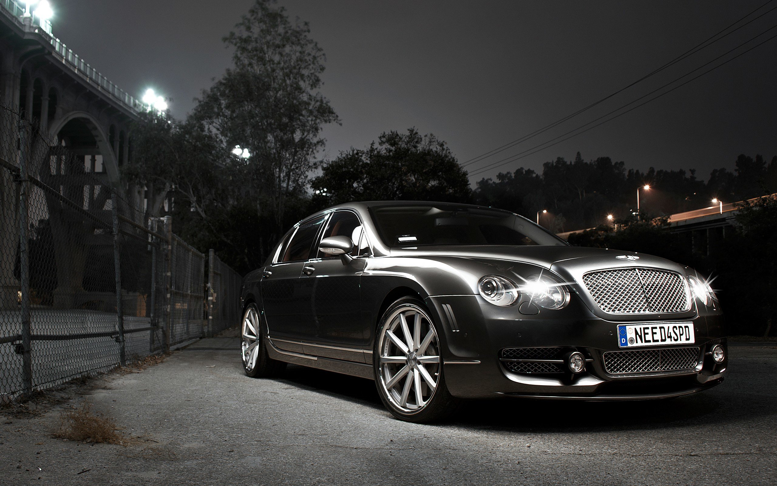Latest Bentley Continental Flying Spur Wallpaper Hd Car Free Download