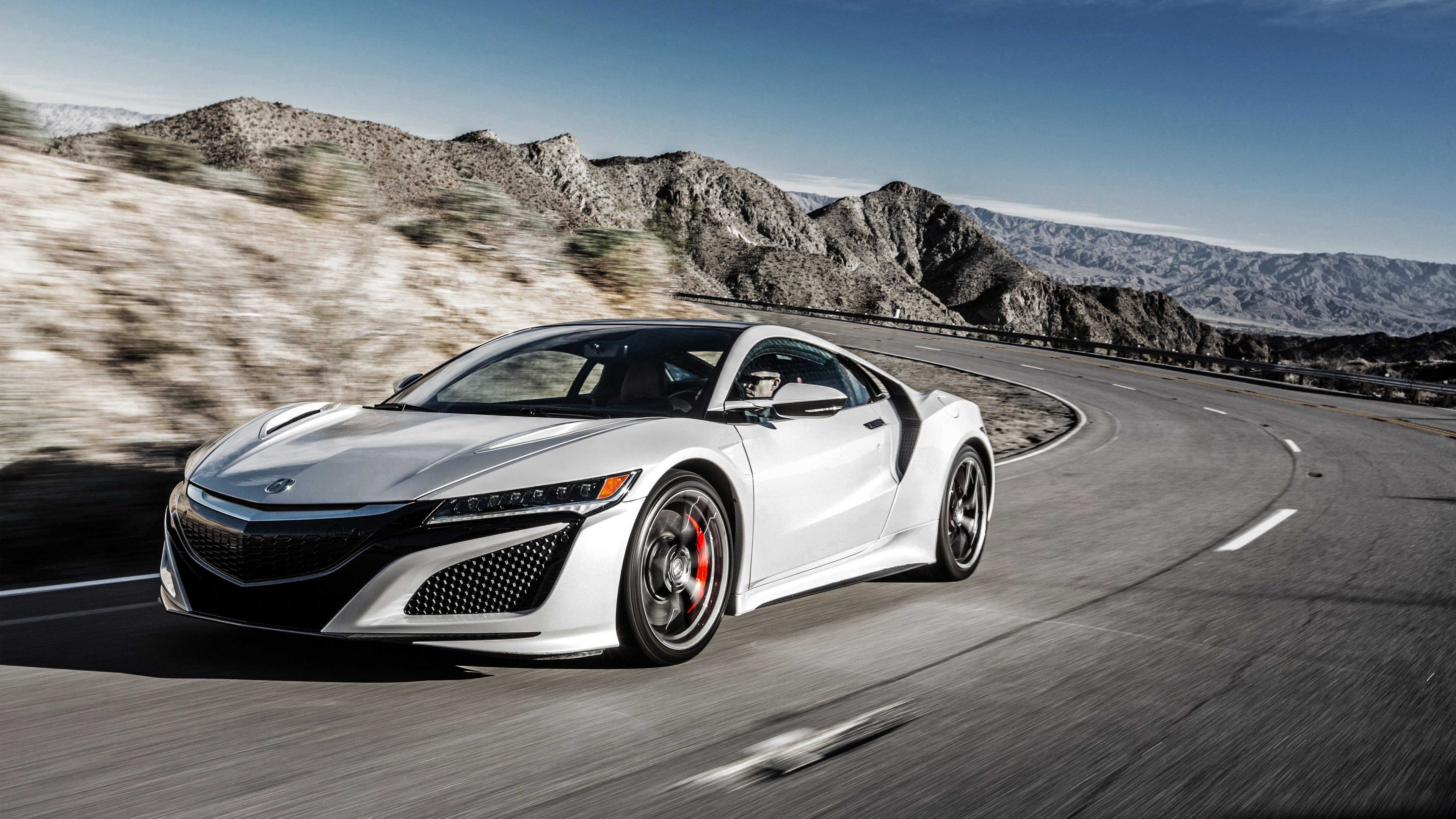 Latest Honda Acura Nsx 4K Wallpaper Hd Car Wallpapers Id 6802 Free Download