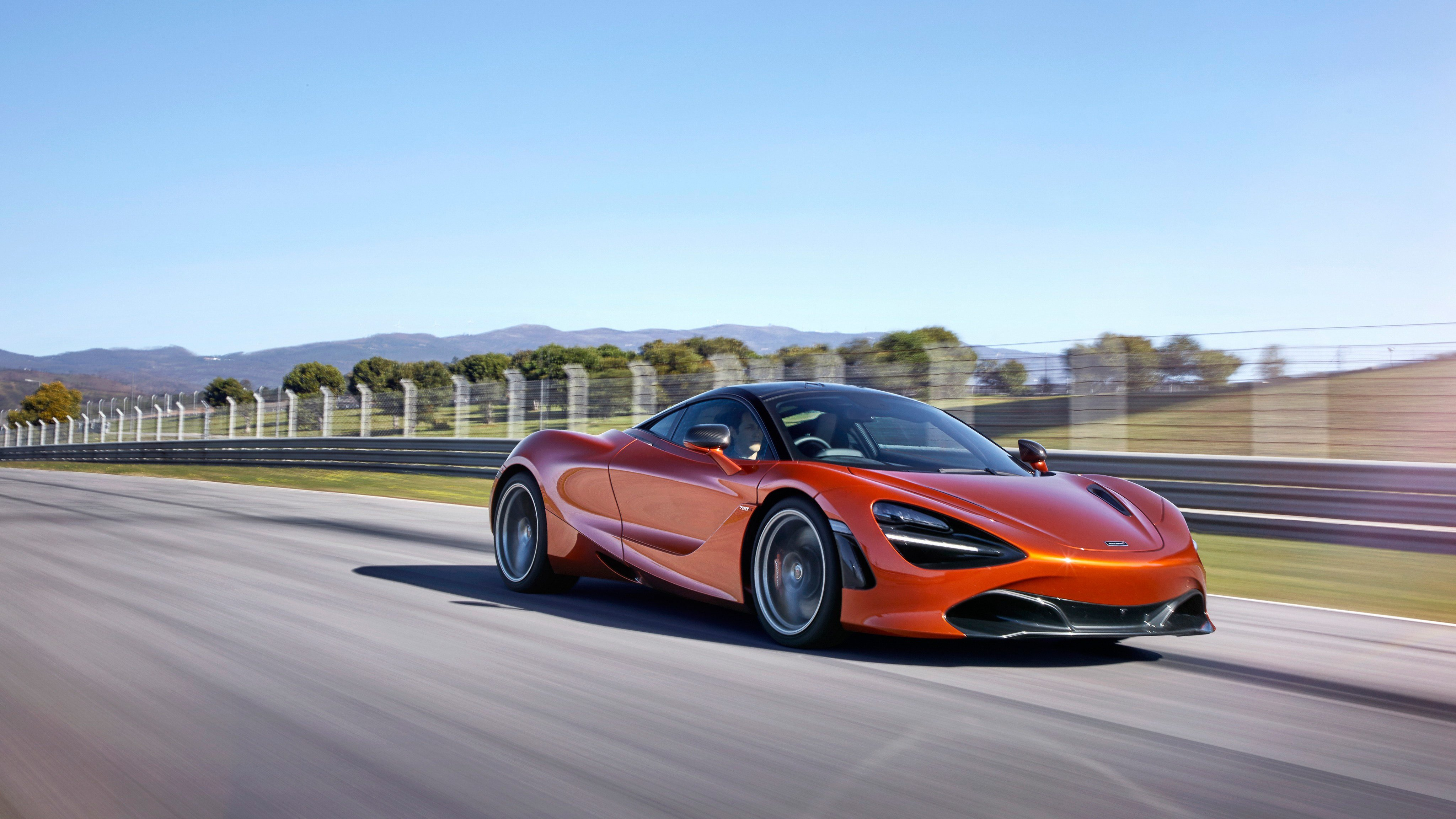 Latest Mclaren 720S Coupe 2017 4K Wallpaper Hd Car Wallpapers Free Download