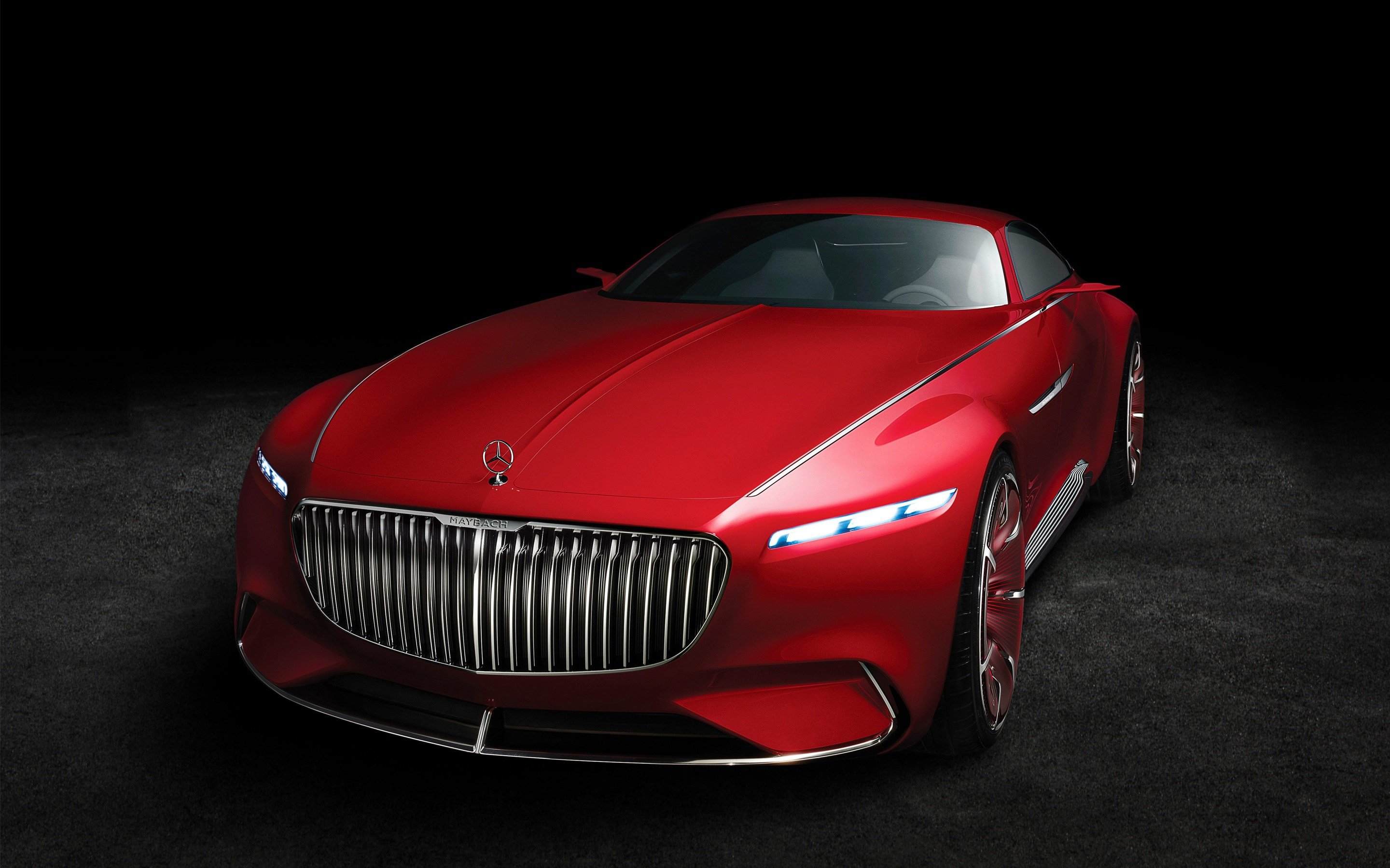 Latest Vision Mercedes Maybach 6 4K Wallpaper Hd Car Wallpapers Free Download