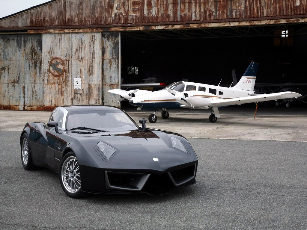 Latest 2008 Spada Vetture Sport Codatronca Ts Pictures Speed Free Download