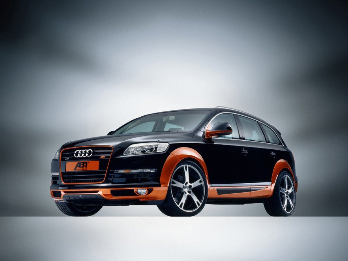 Latest Abt Cars With More Power Extravaganzi Free Download