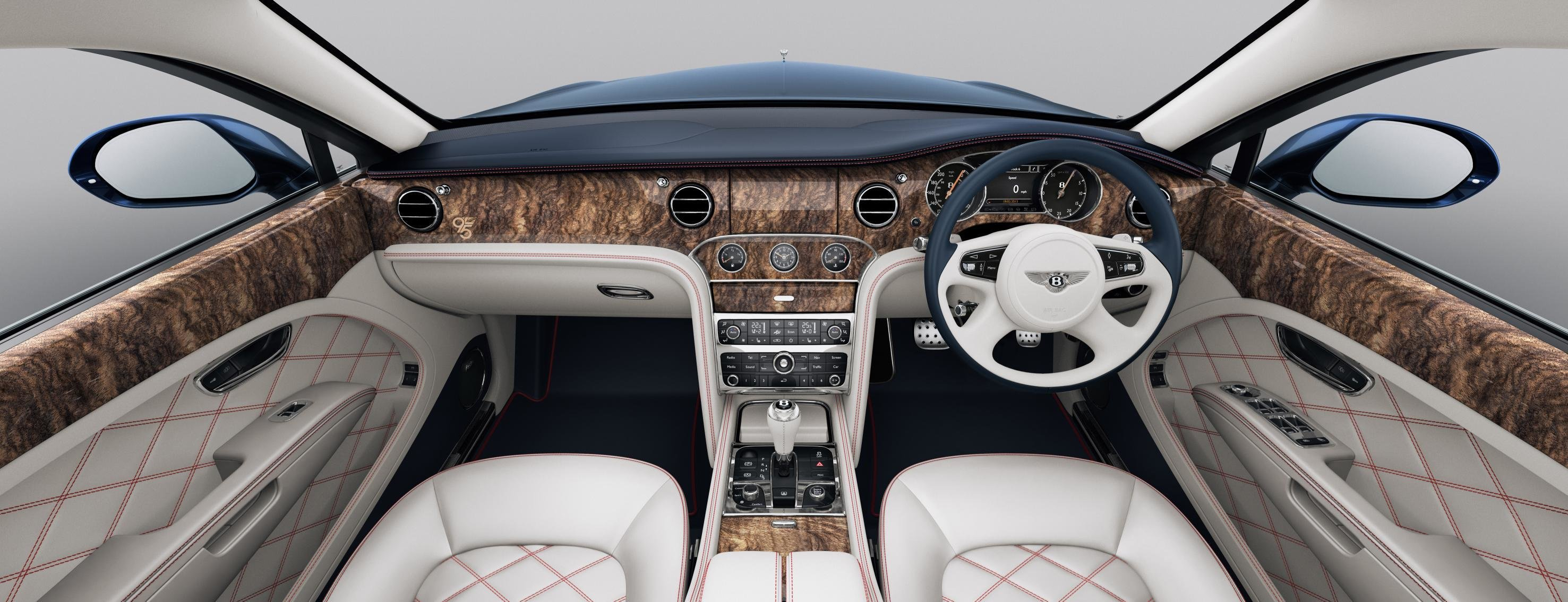 Latest Bentley Mulsanne 95 Exclusive Edition Launched Uk India Free Download