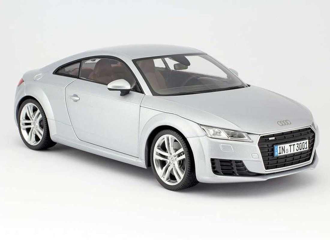 Latest Audi Tt Coupe 2014 Diecast Model Car 5011400415 Ebay Free Download