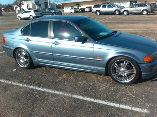 Latest Buy Used 2000 Bmw 323I E46 With 18 Inch Chrome Rims Free Download