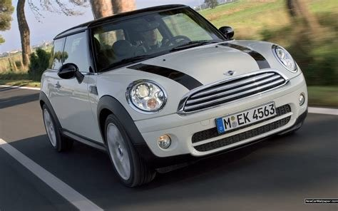 Latest Mini Cooper Car 1440X900 Free Download