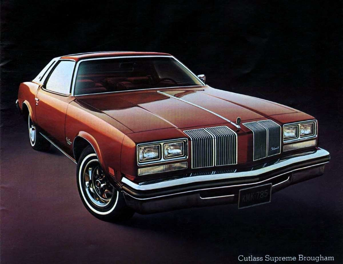Latest Car Show Classic 1976 Oldsmobile Cutlass Supreme Brougham Free Download