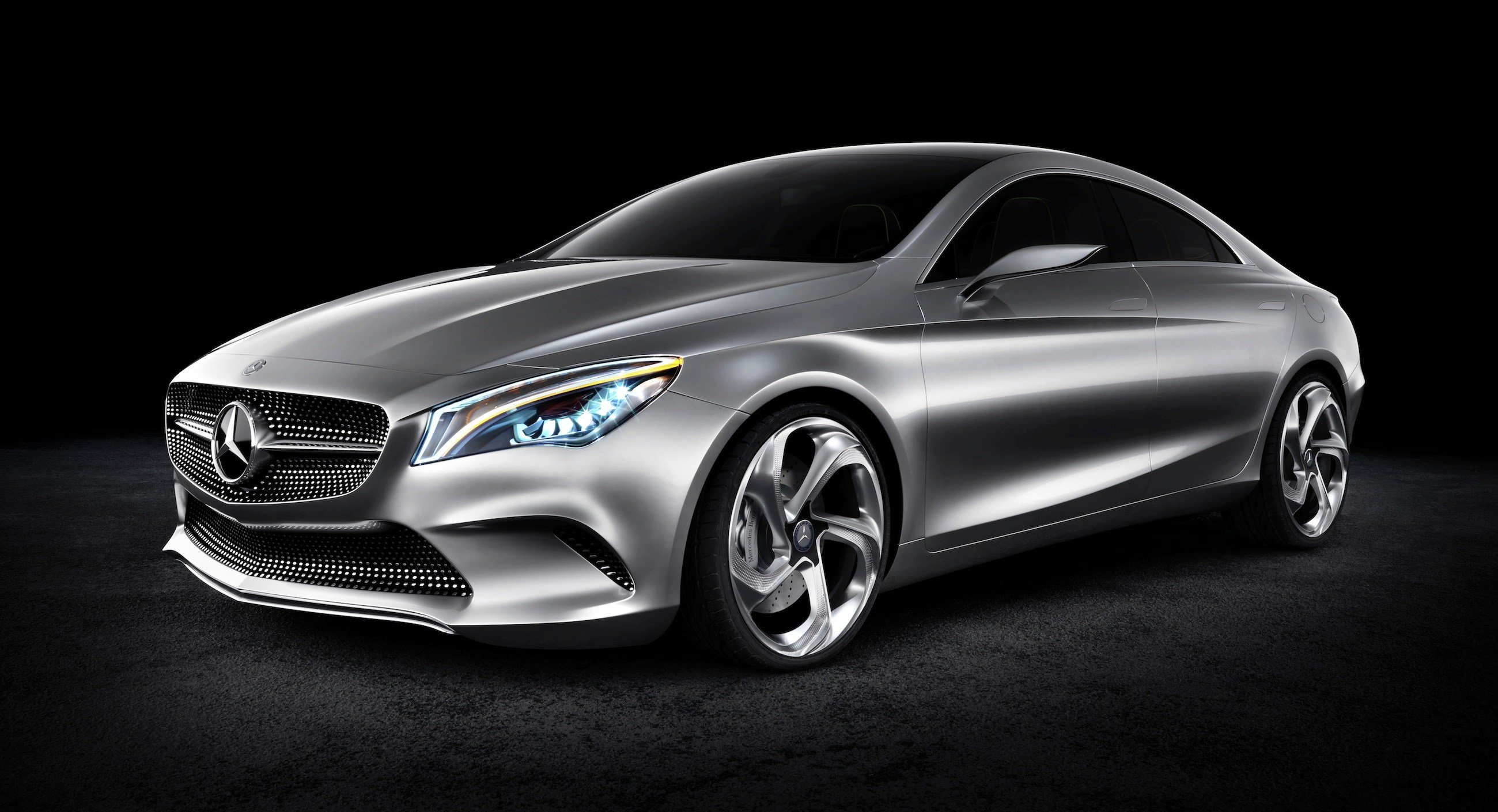 Latest Mercedes Benz Cla Images Leak Photos 1 Of 6 Free Download